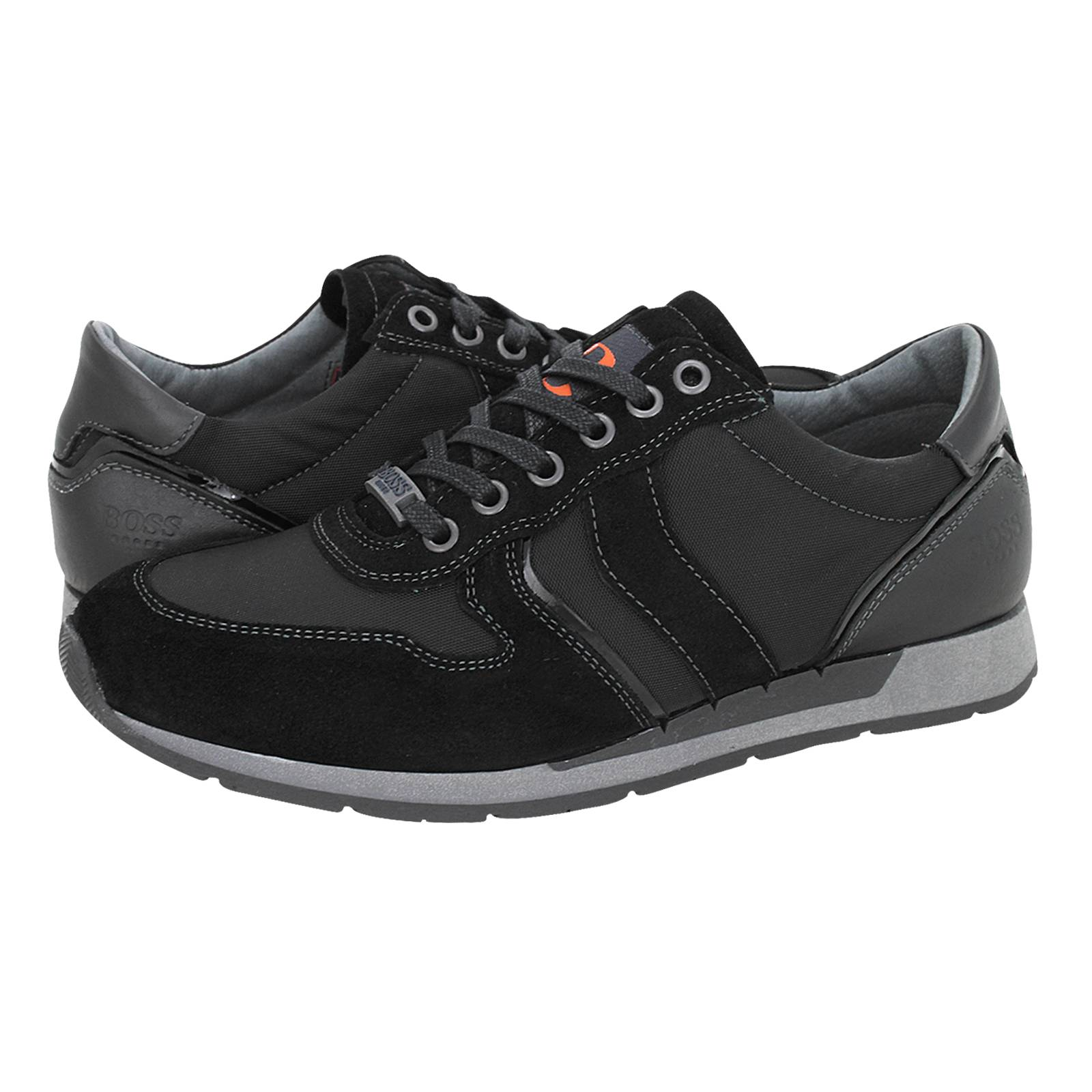529810ddc Clementon - Boss Men's casual shoes made of fabric, suede and ...