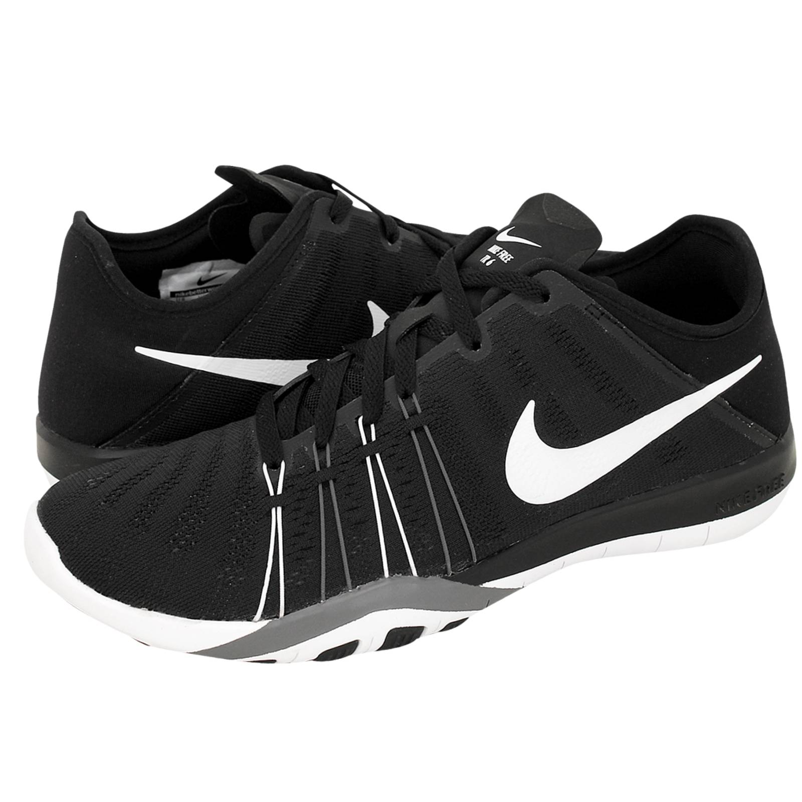 Free TR 6 - Nike Women s athletic shoes made of fabric - Gianna ... c008a8c03