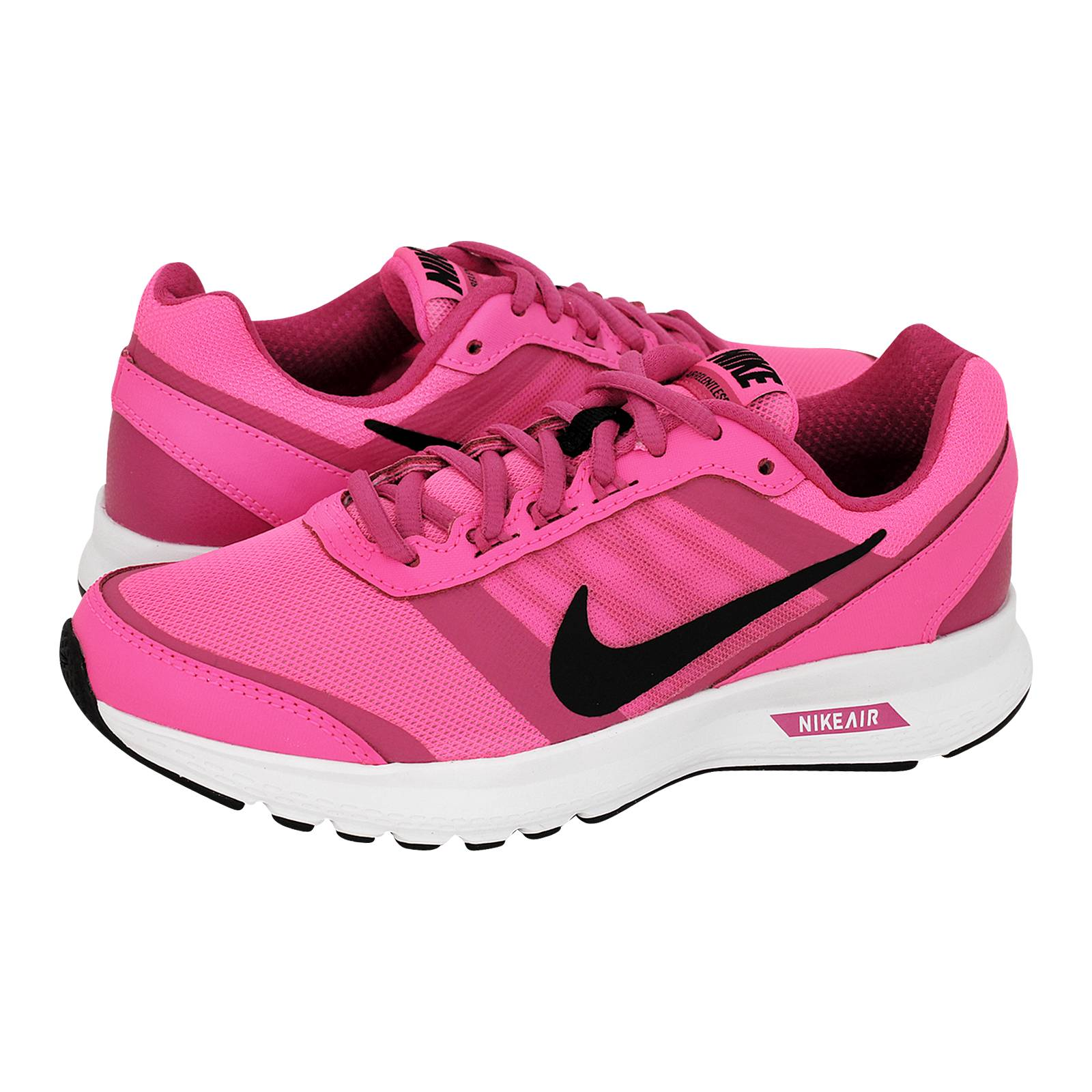 ab3c0ae9584b Air Relentless 5 - Nike Women s athletic shoes made of leather and ...