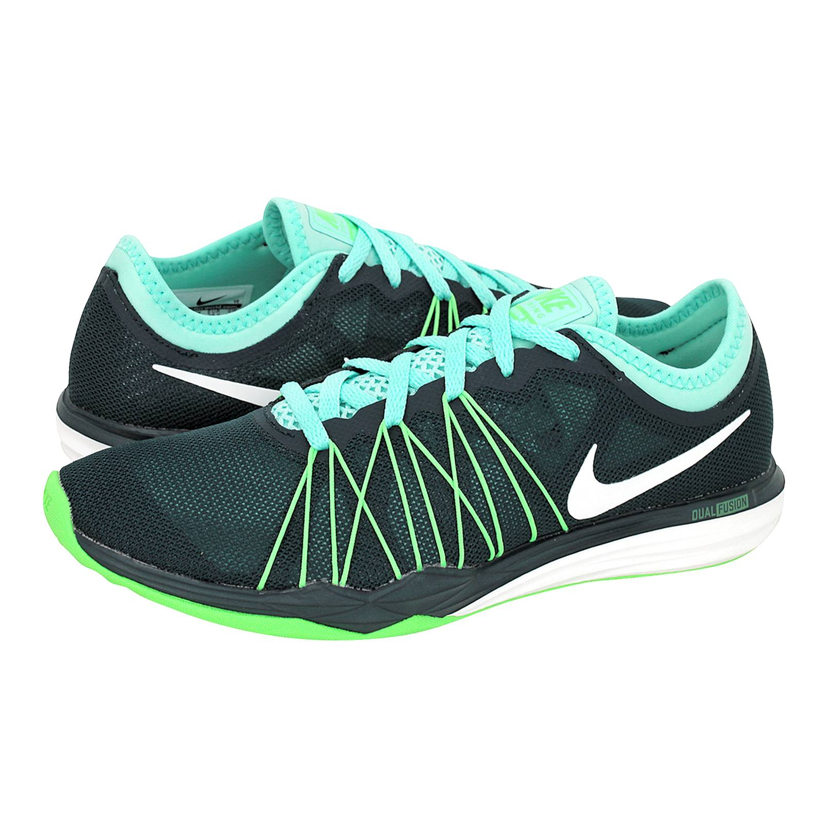 Unirse FALSO Telégrafo  Dual Fusion TR Hit - Nike Women's athletic shoes made of fabric - Gianna  Kazakou Online