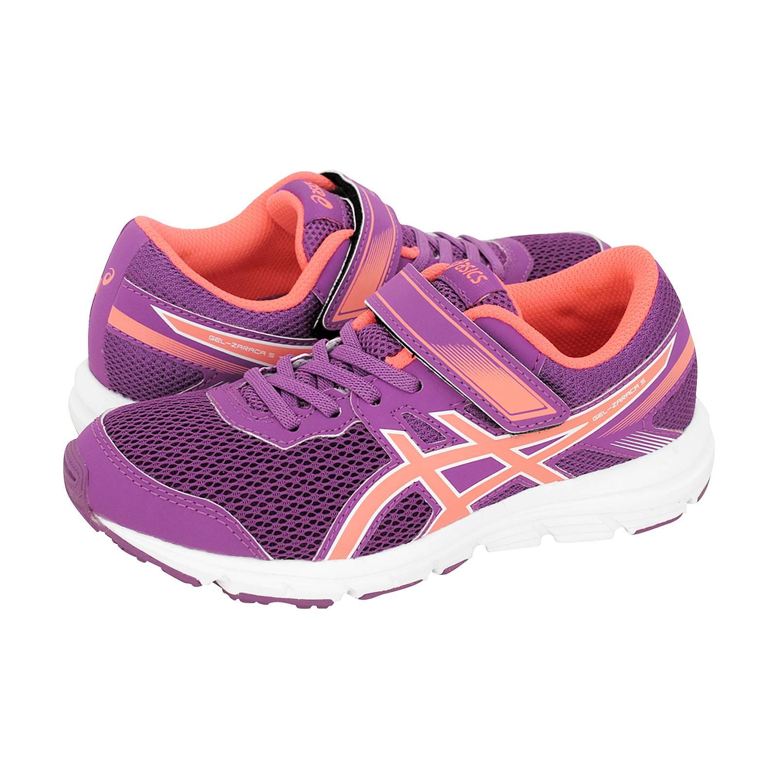 Gel Zaraca PS 5 tissu PS Asics Athletic Chaussures enfants en en tissu et f476efc - resepmasakannusantara.website