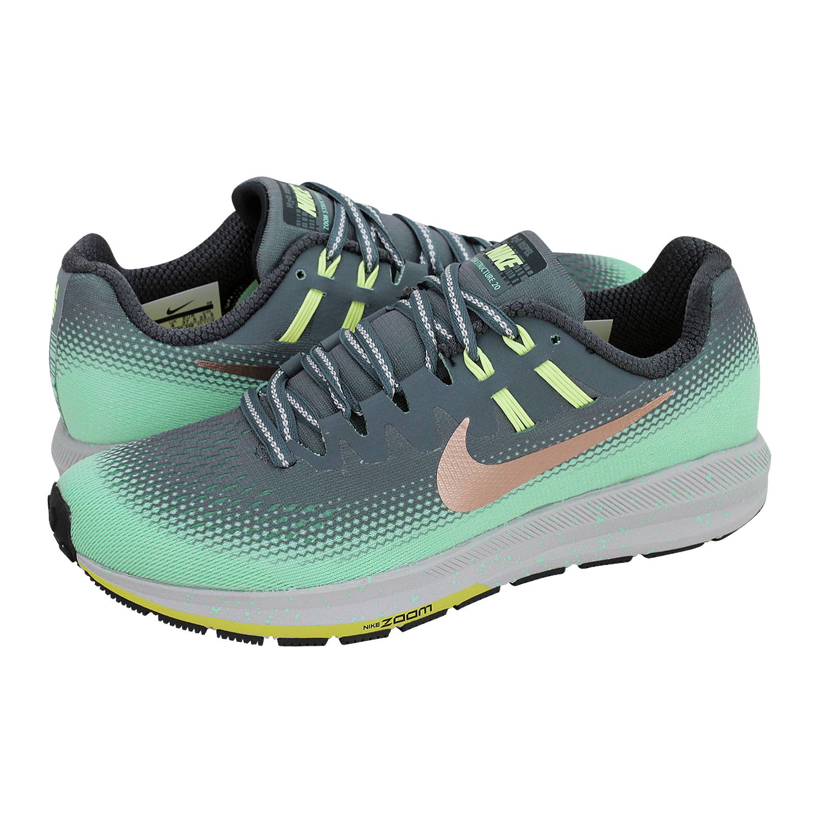 cheap for discount f71ee 56f88 Nike Air Zoom Structure 20 Shield athletic shoes