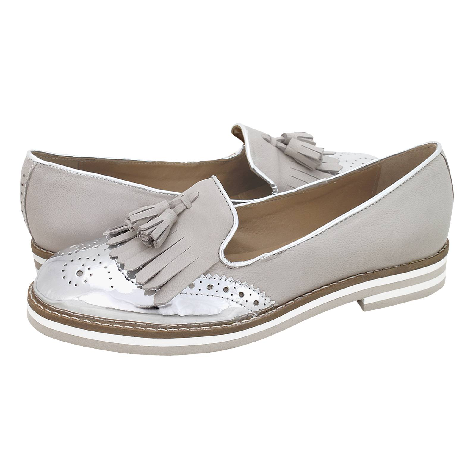 Cardinal - Esthissis Women s Oxford shoes made of leather - Gianna ... 1730853f8fc