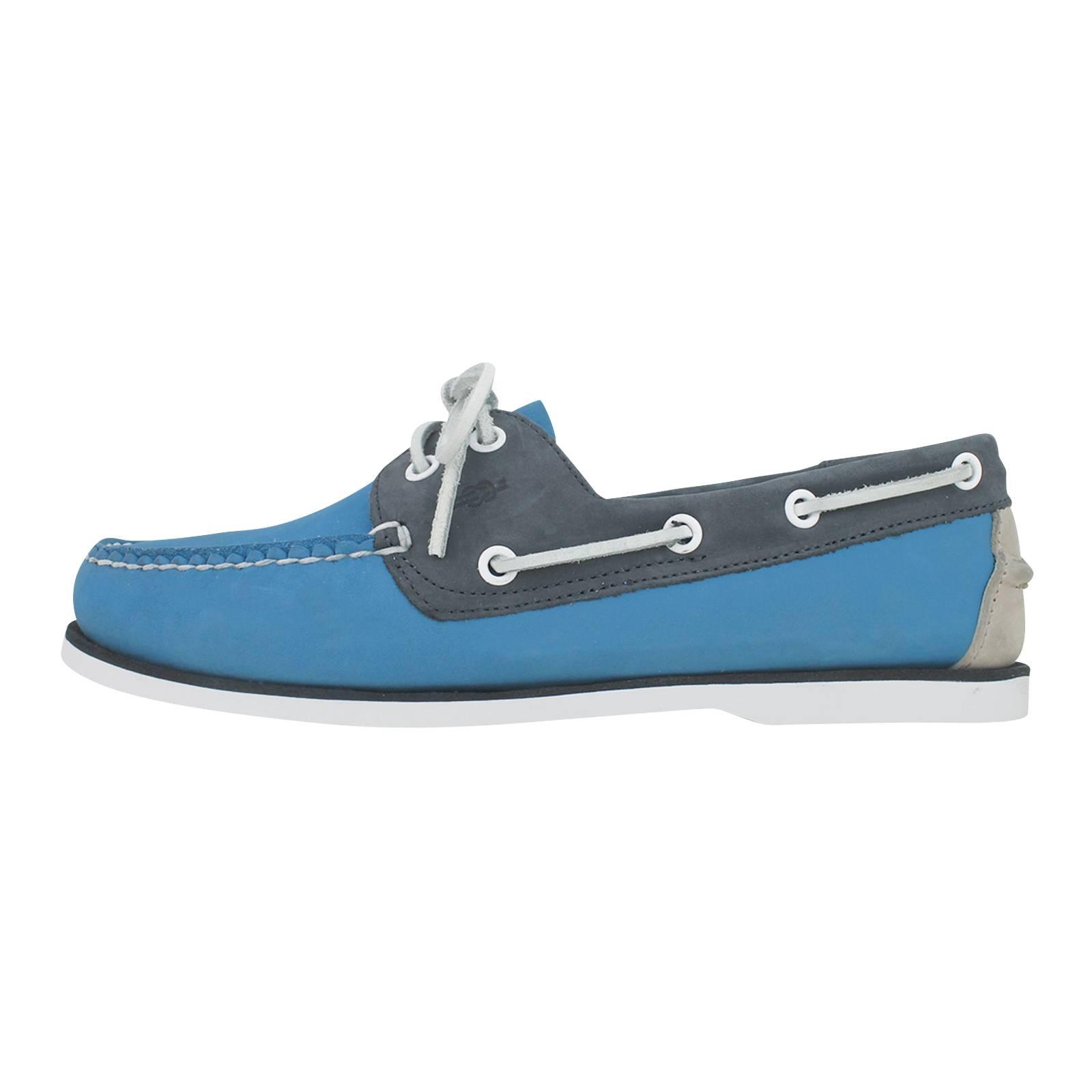 Belk Chicago Men s boat shoes made of nubuck Gianna Kazakou line