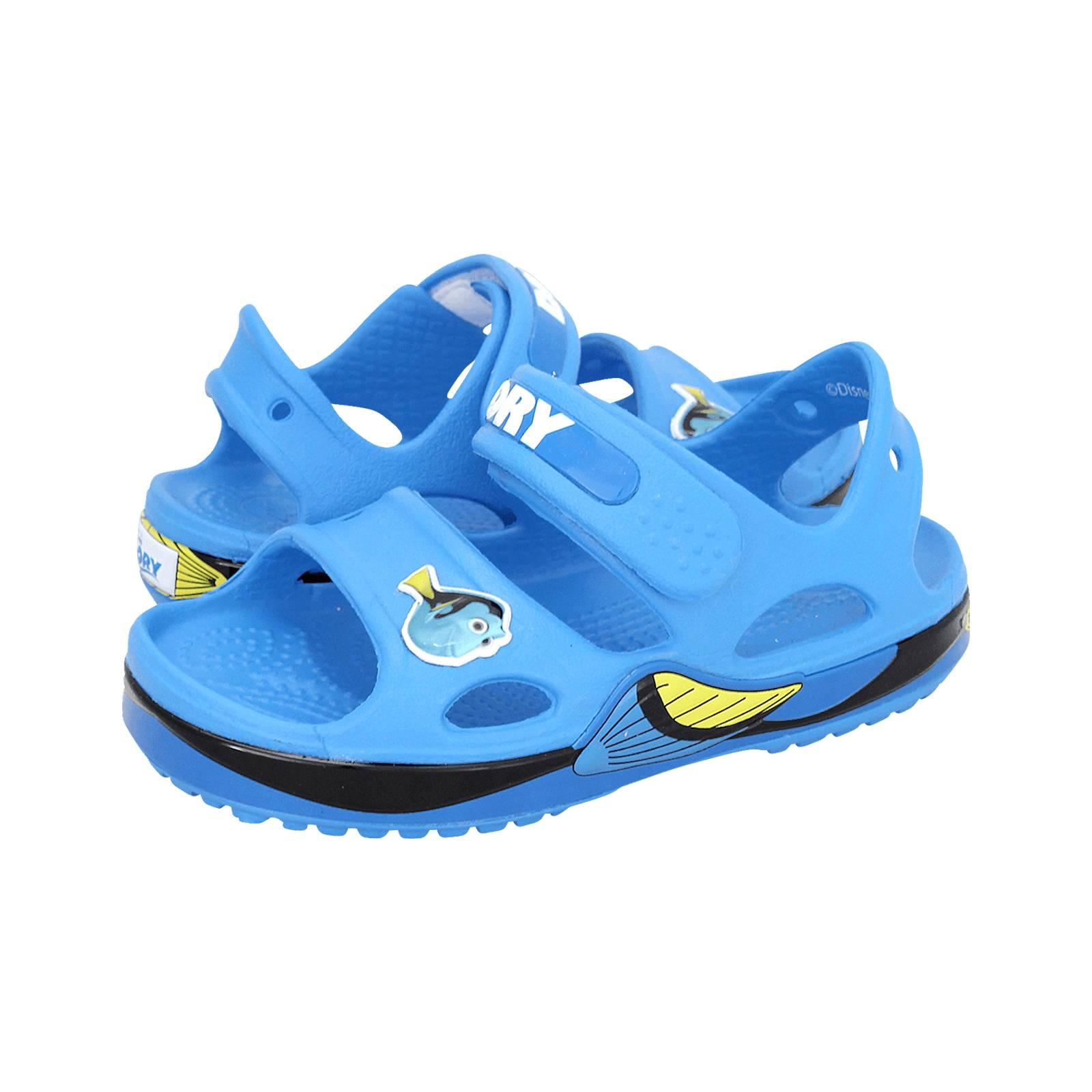 6986f0459854 Crocs Crosband II Finding Dory Sandal kids  sandals. Crosband II Finding  Dory Sandal