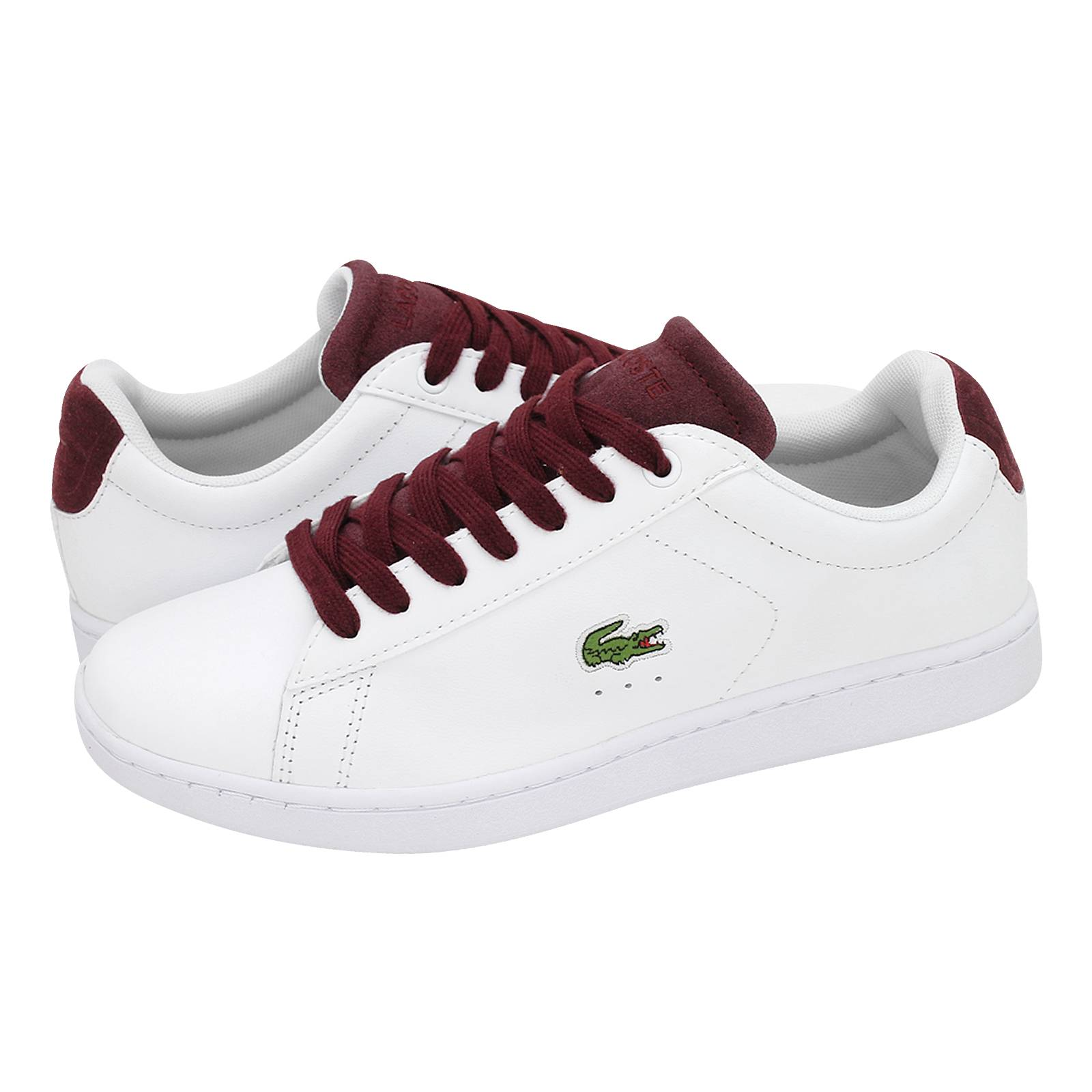 e231ca3d1dc20 Carnaby Evo 317 - Lacoste Women s casual shoes made of leather and ...