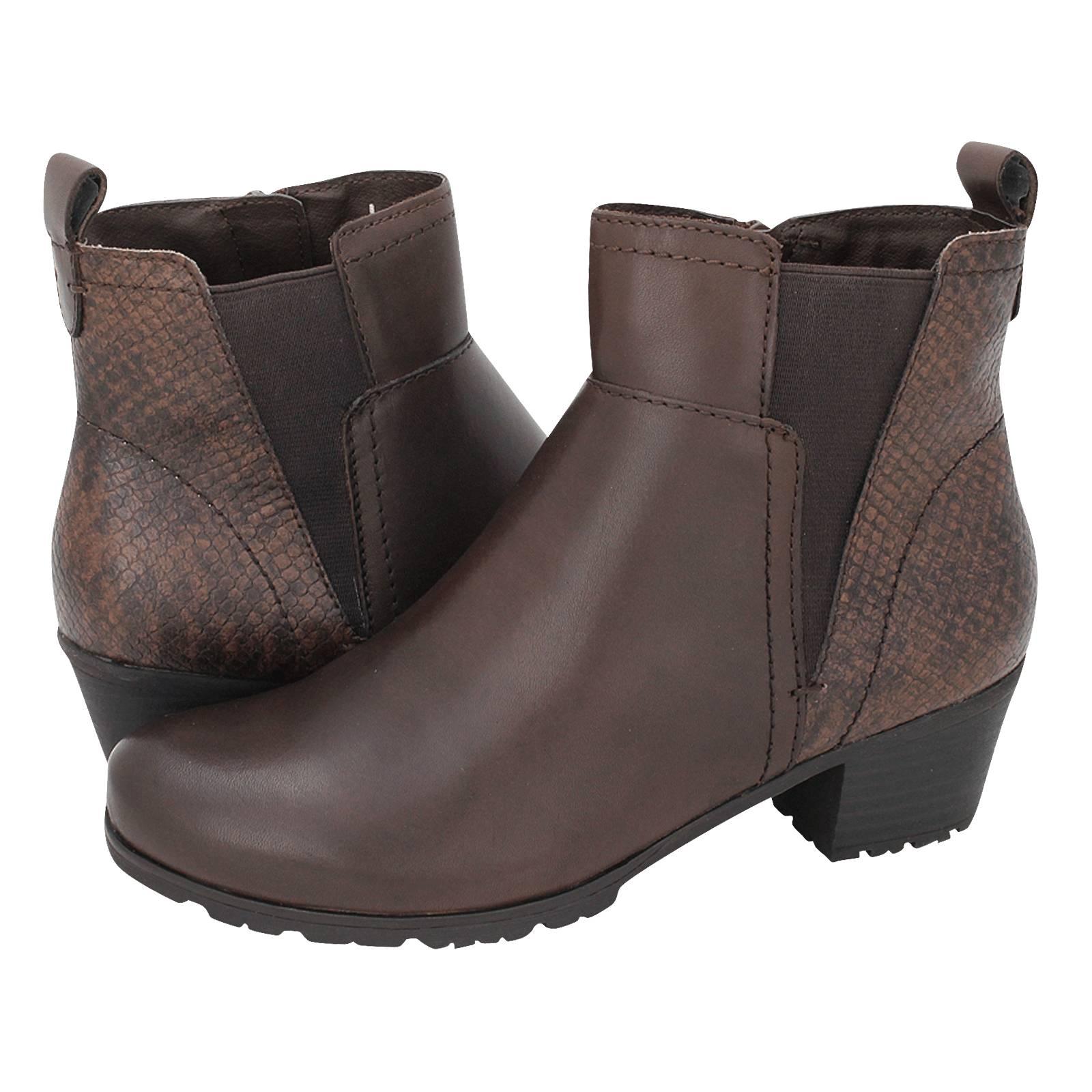 promo code 71485 9067e Jana Trinita low boots