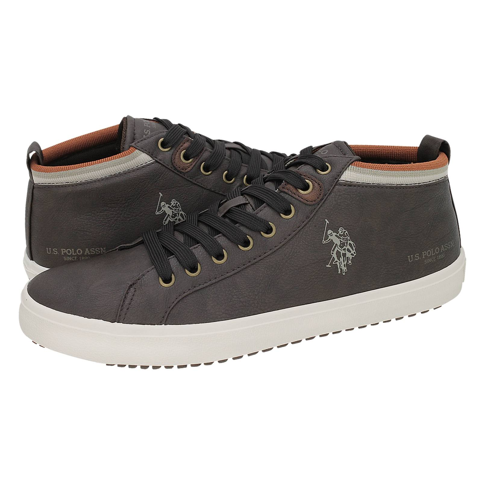 U.S. Polo ASSN Men's casual low boots