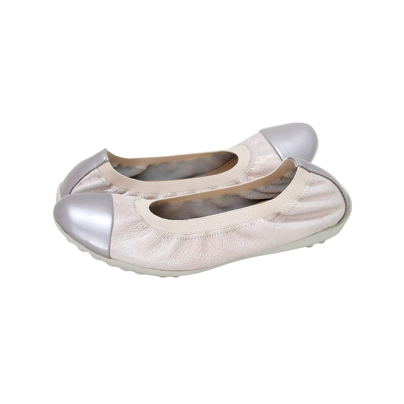 declarar maldición promedio  J Piuma Ballerina A - Geox Kids' ballerinas made of leather and synthetic -  Gianna Kazakou Online