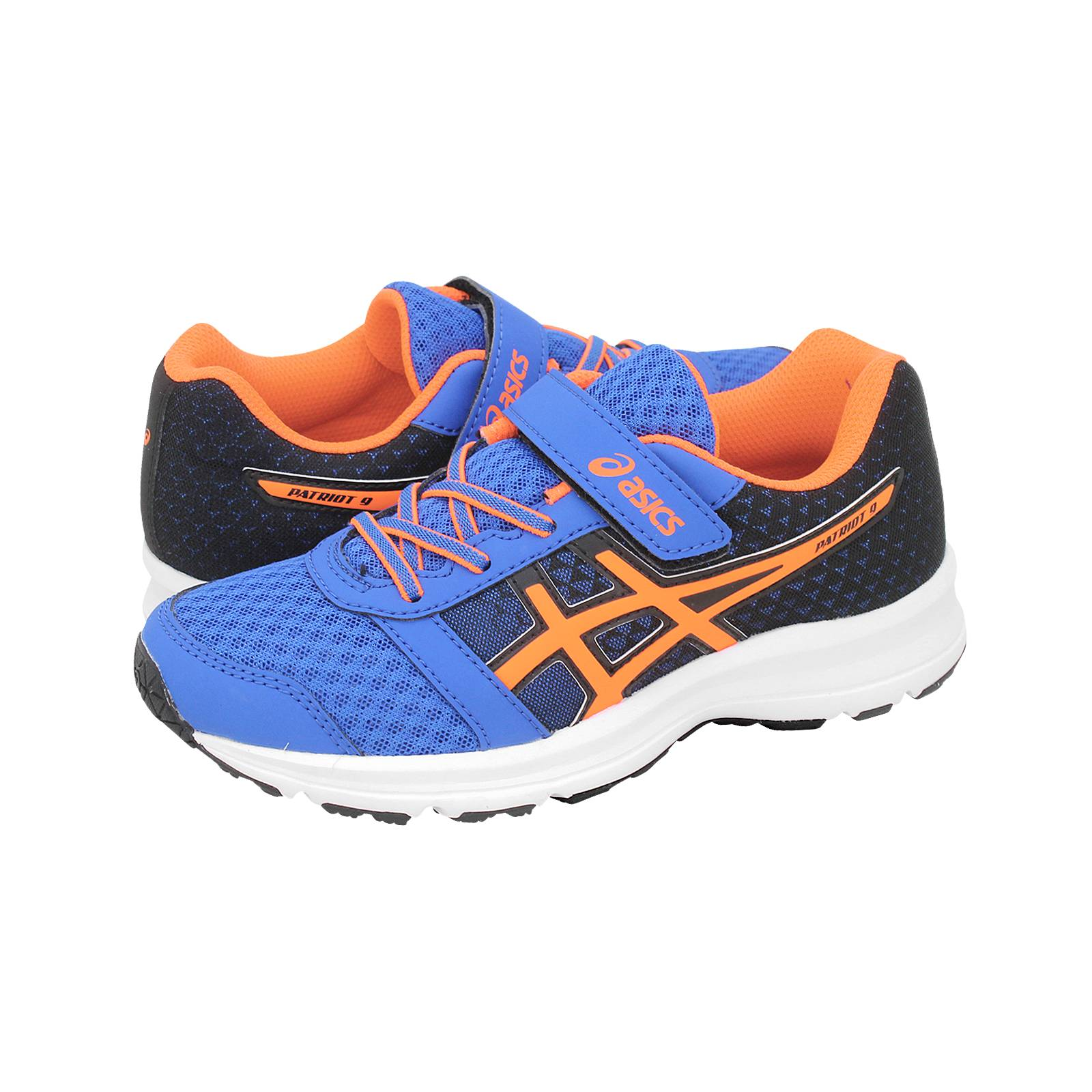 amplitud Analítico físico  Patriot 9 - Asics Athletic kids' shoes made of fabric and synthetic leather  - Gianna Kazakou Online