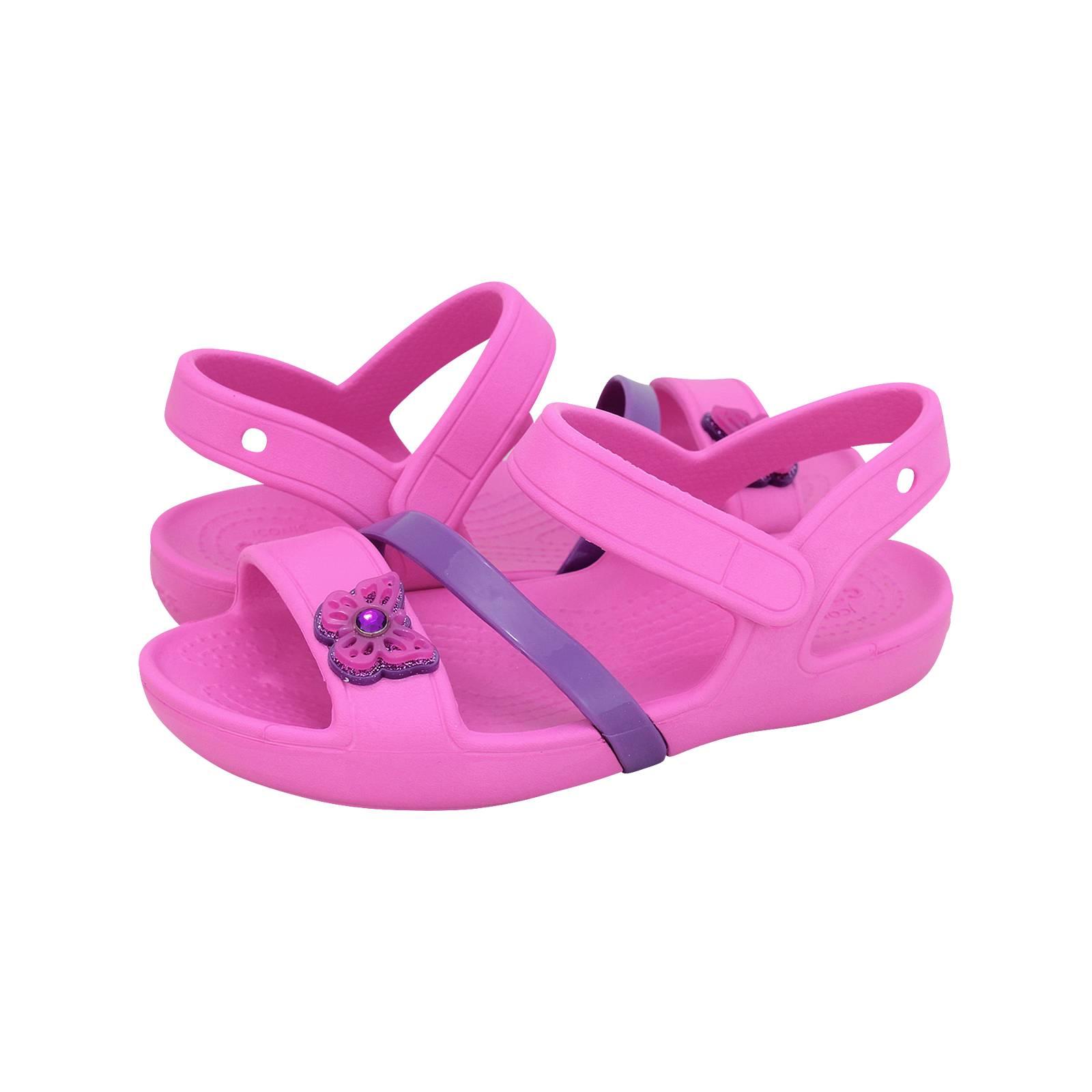 3b9b9fc937f Lina Sandal - Crocs Kids  sandals made of croslite - Gianna Kazakou ...