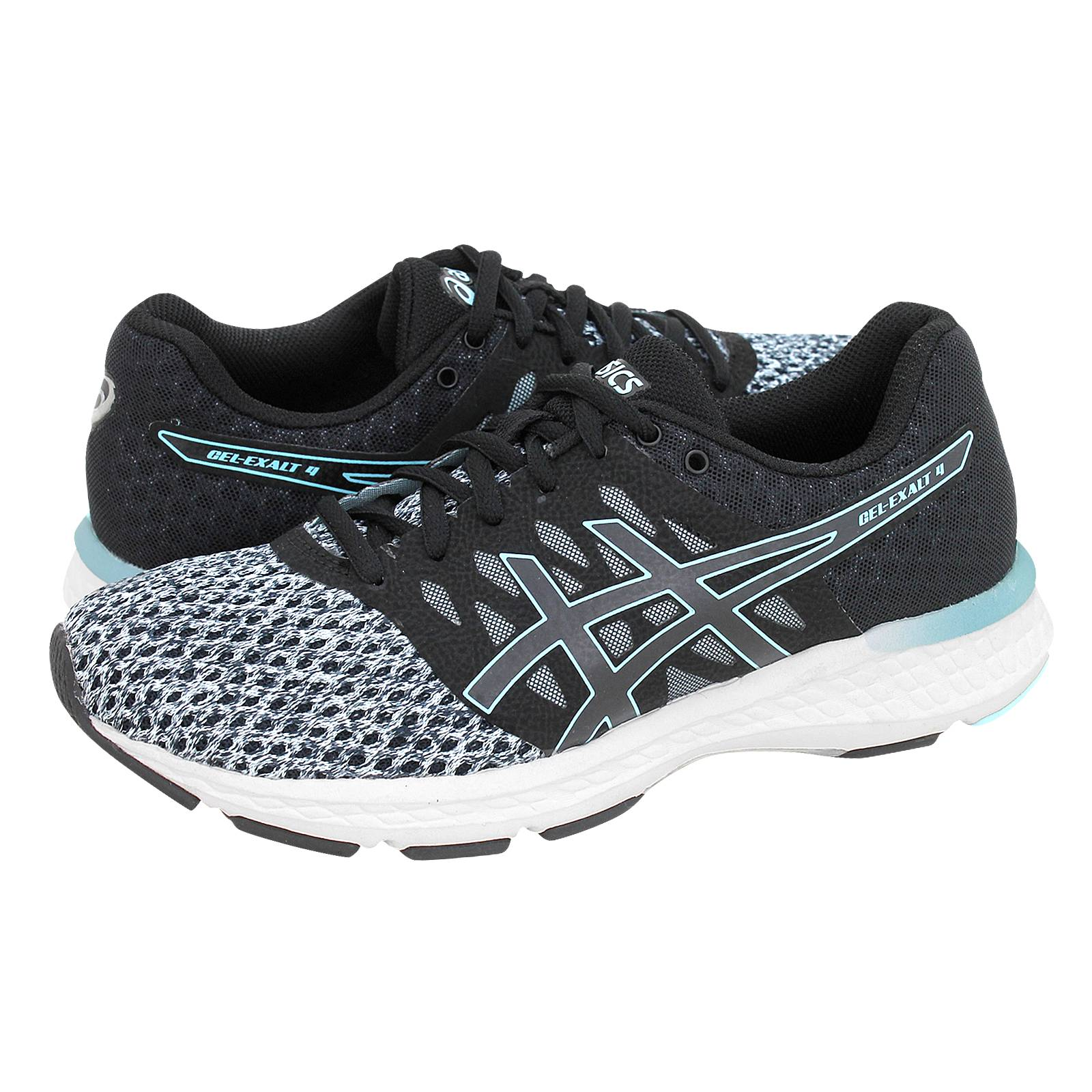 timeless design 29bb0 4b8e1 Gel-Exalt 4 - Asics Women s athletic shoes made of fabric and ...