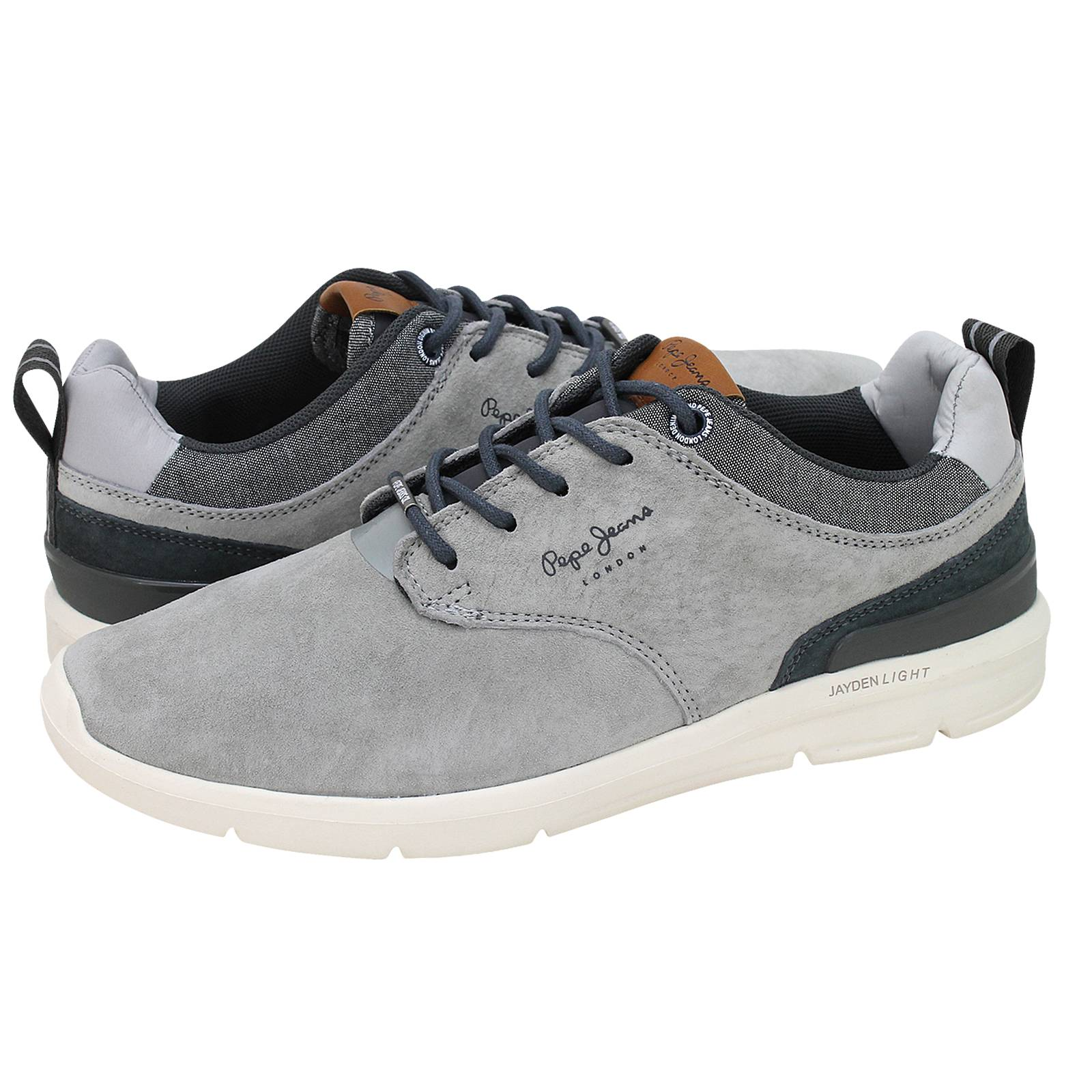 a2166c3c104 Jayden 2.1 Essentials - Pepe Jeans Men's casual shoes made of suede ...