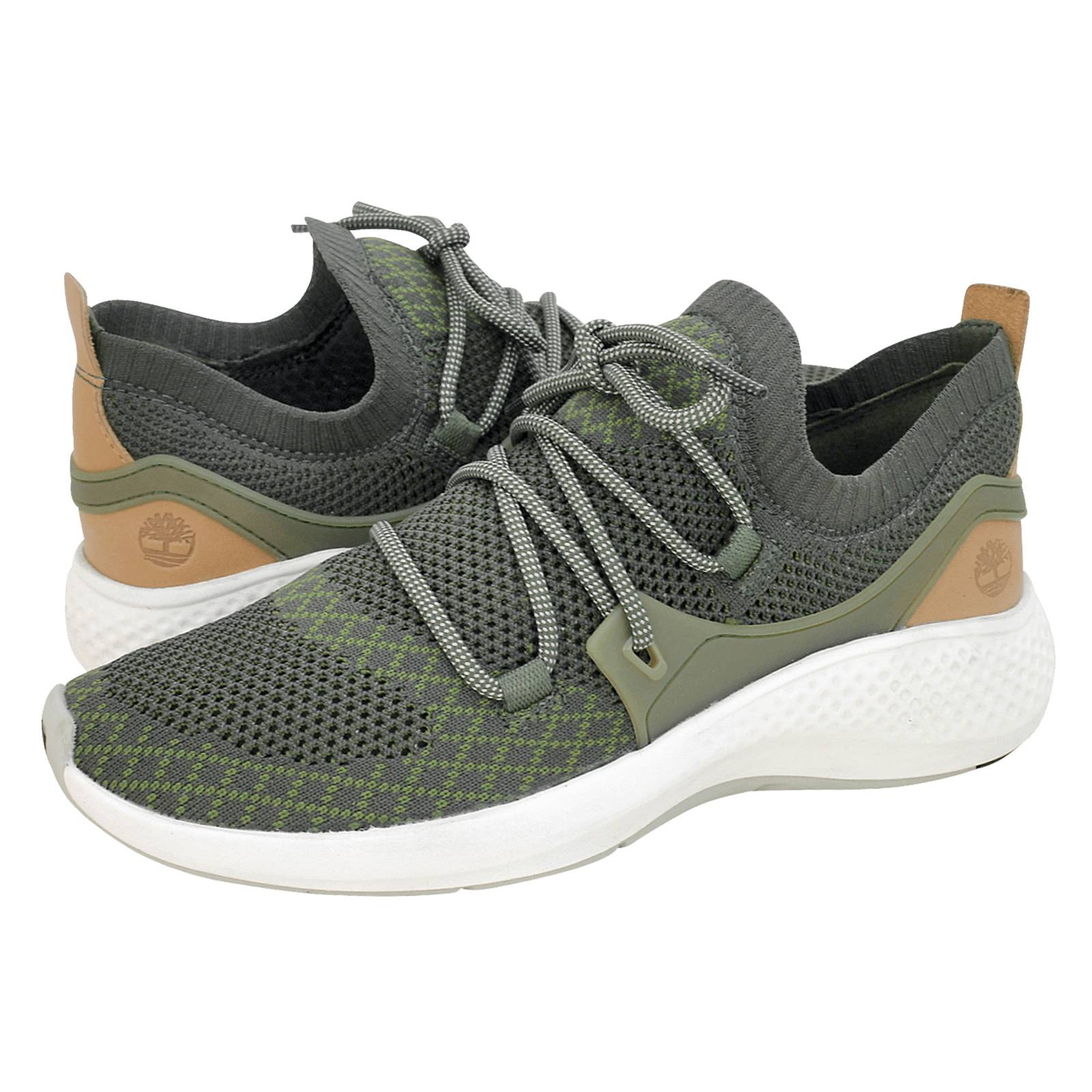 Flyroam Knit Oxford - Timberland Men s athletic shoes made of fabric ... 6996096b1589