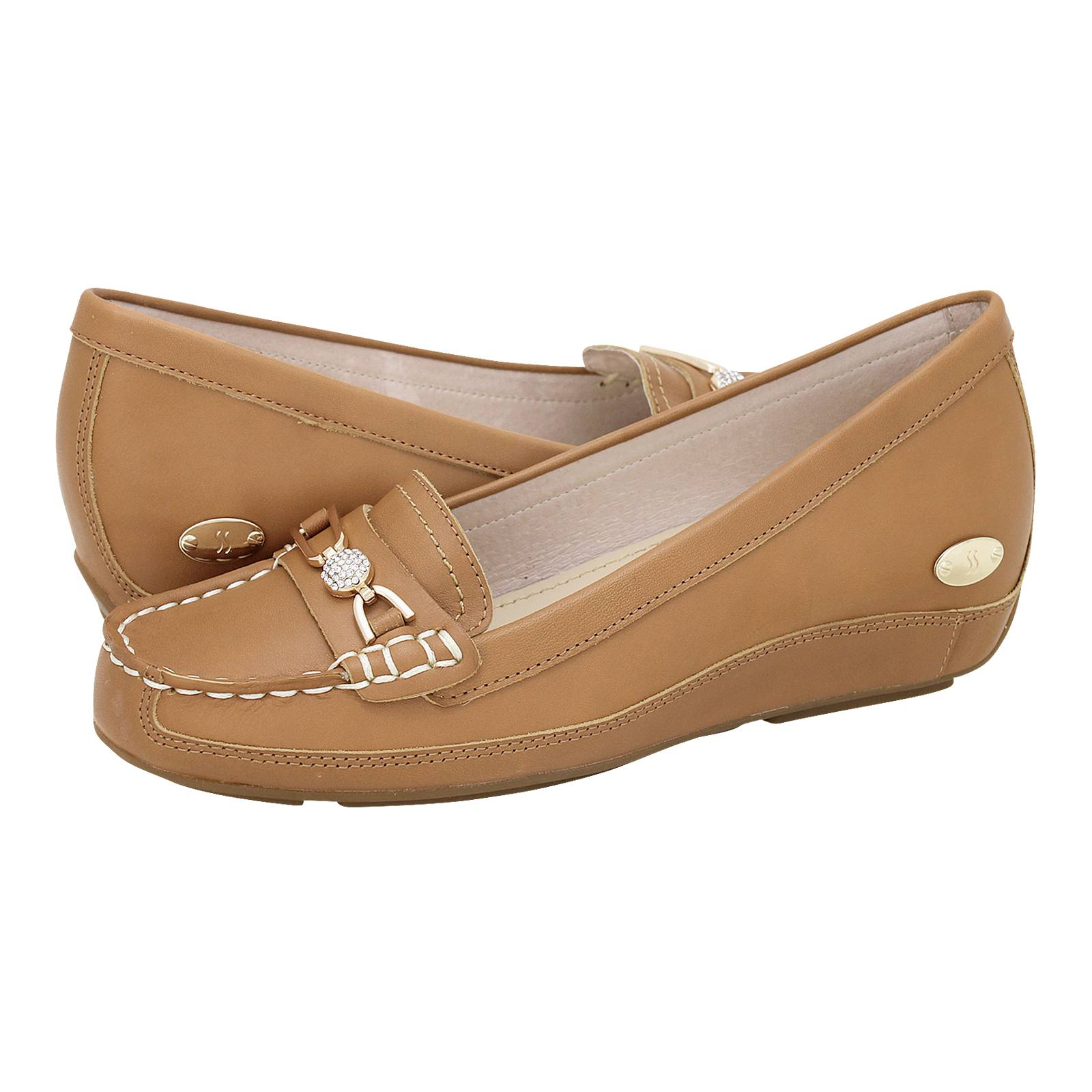 Mahlow - Esthissis Women s mocassins made of leather - Gianna ... 9710774f78e