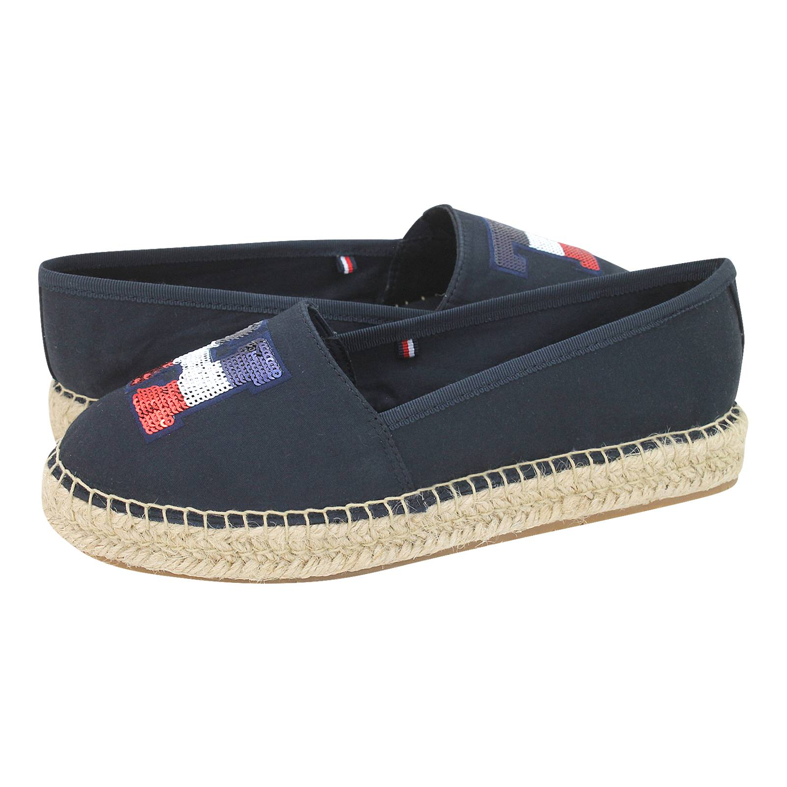 the sequins espadrille tommy hilfiger women 39 s. Black Bedroom Furniture Sets. Home Design Ideas
