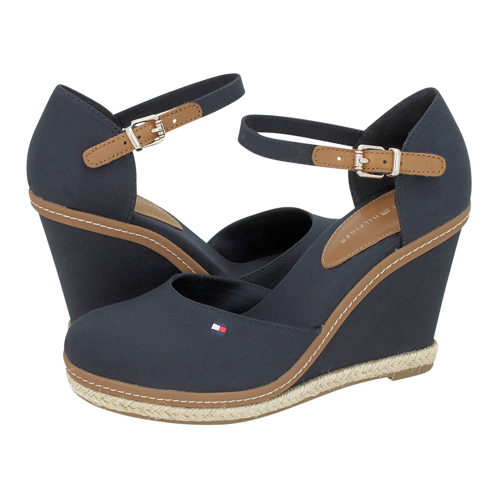 32d103339 Iconic Basic Closed Toe Wedge - Tommy Hilfiger Women s platforms ...