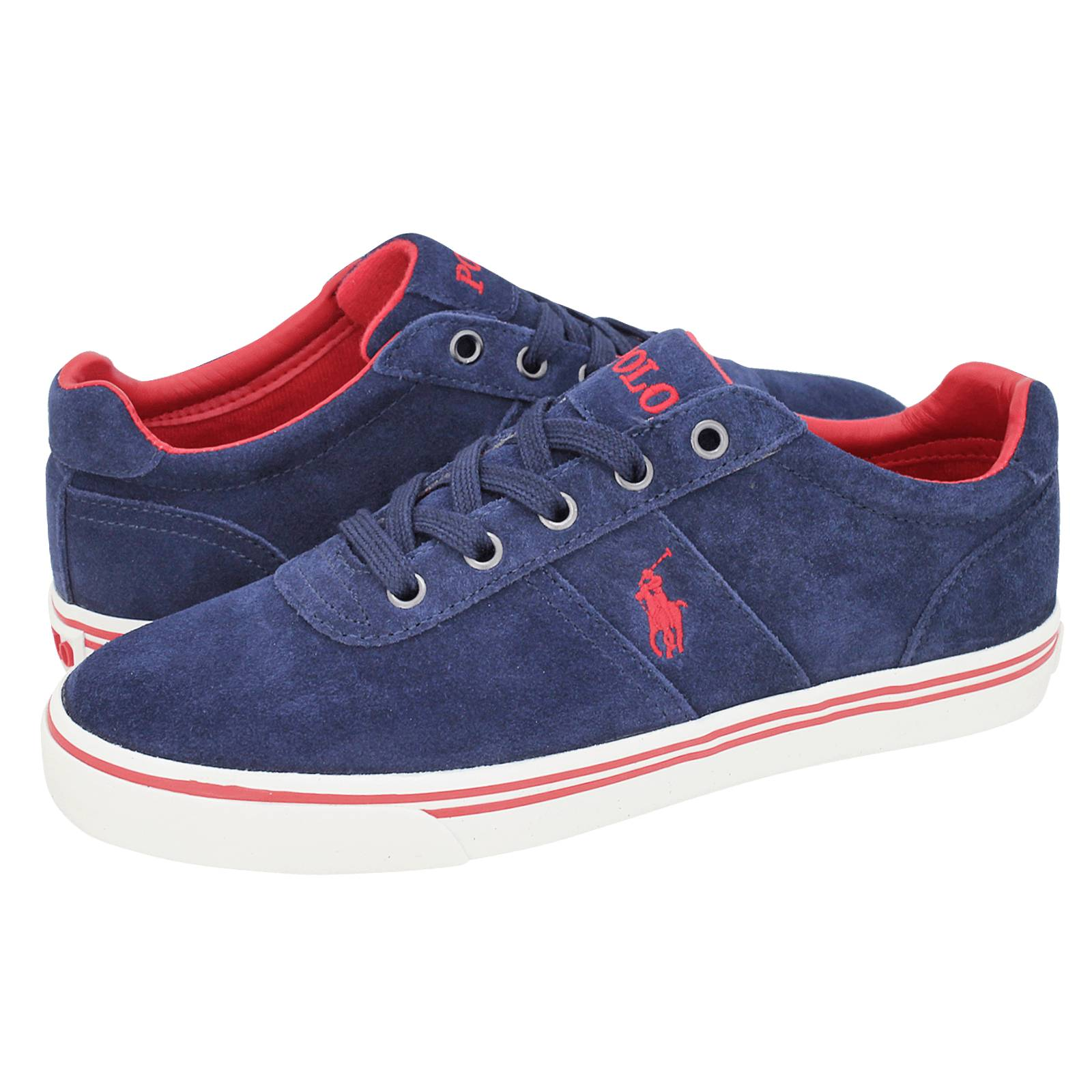 Hanford Lauren Vulc Ralph Casual Shoes Sneakers Polo H9IE2D
