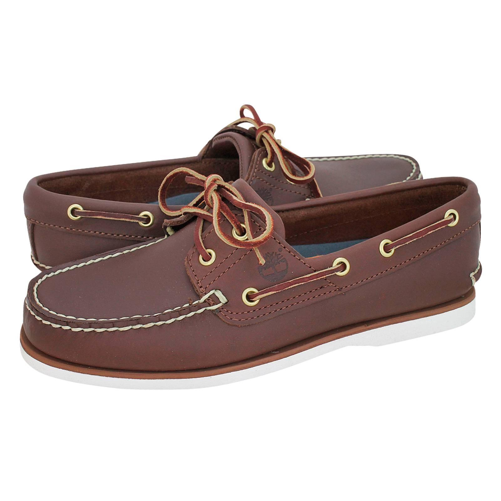 Timberland Clasic Boat 2 Eye Boat boat shoes