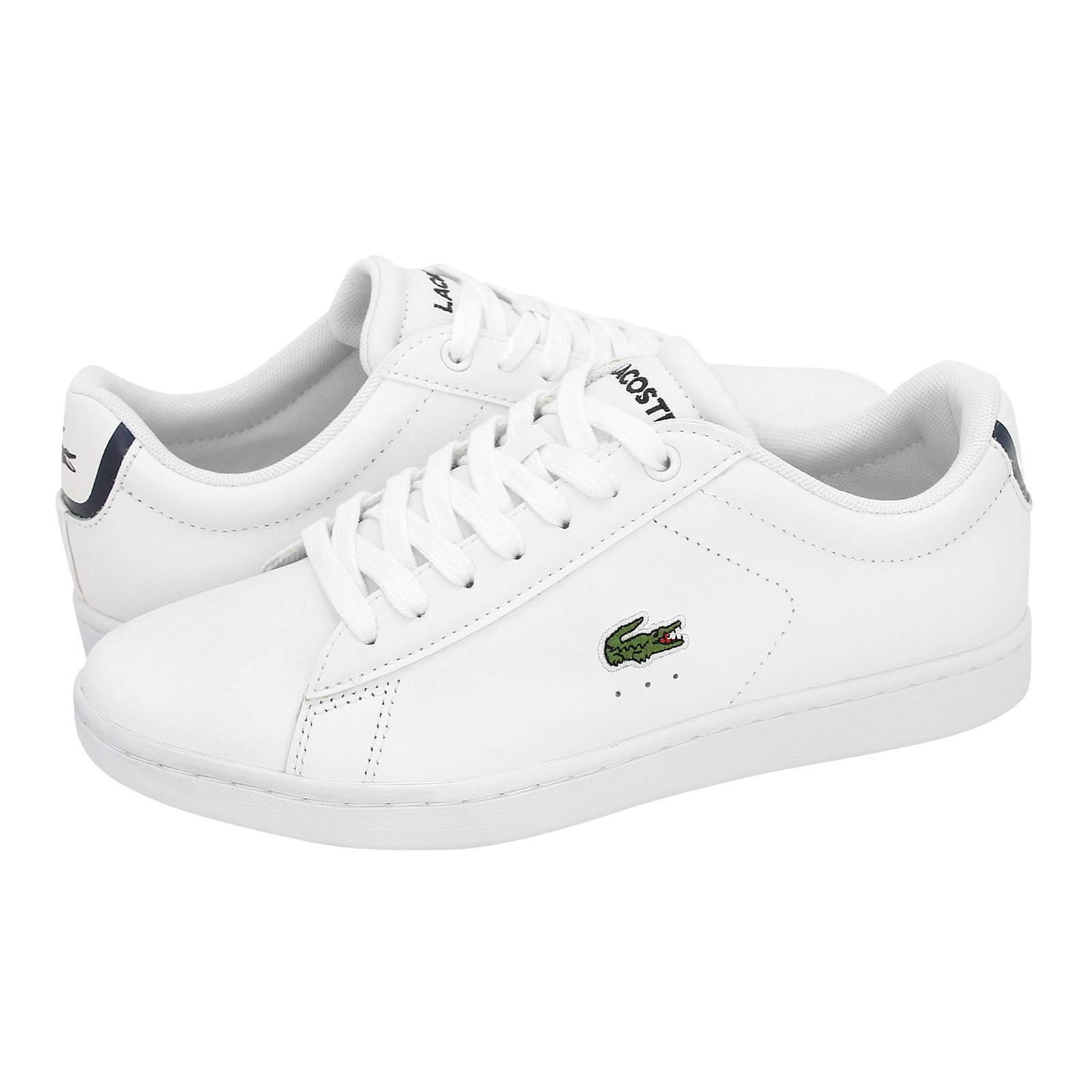 d01dceec3 Carnaby Evo BL 1 - Lacoste Women s casual shoes made of leather and ...