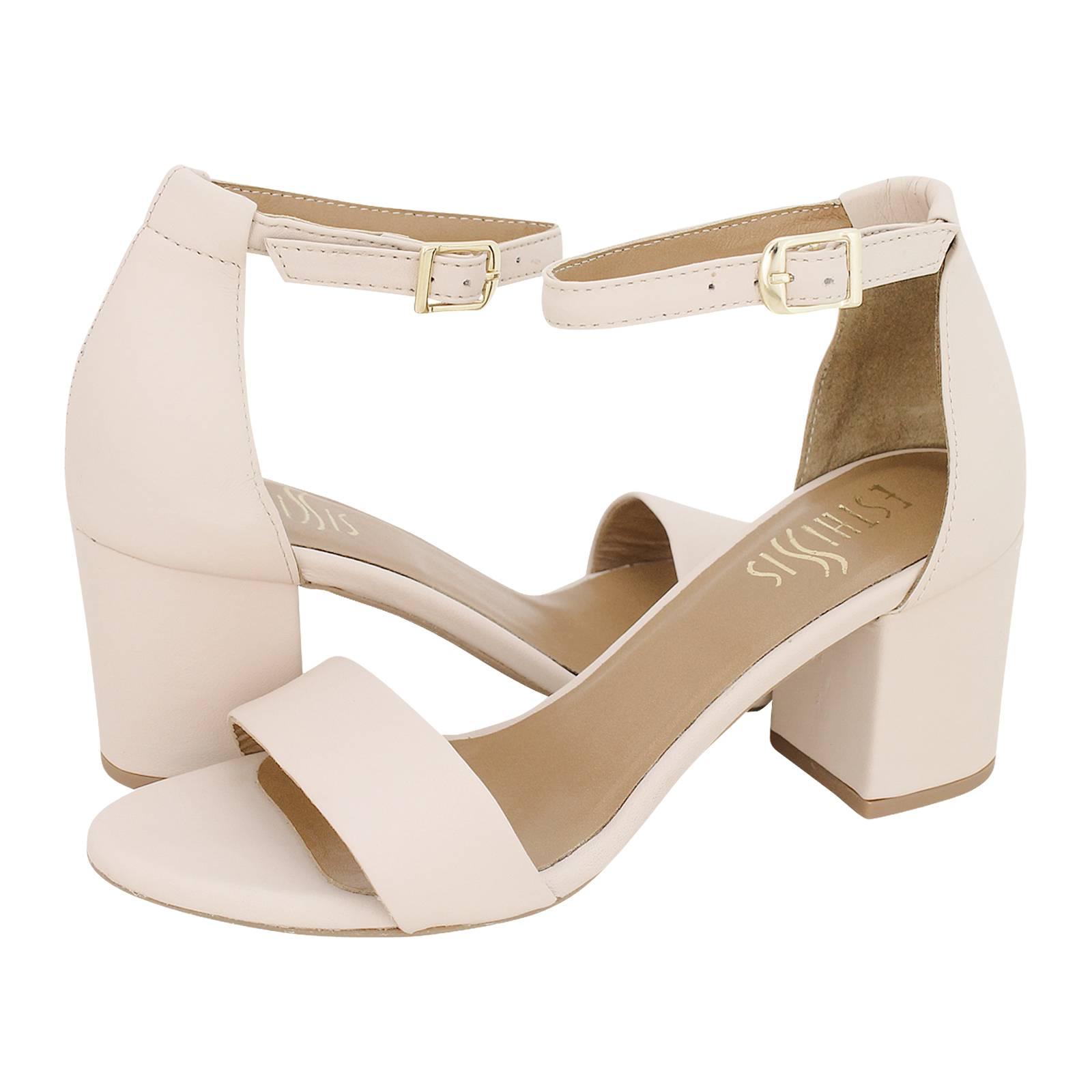 Suaza - Esthissis Women s sandals made of leather - Gianna Kazakou ... 32db10d6d2c