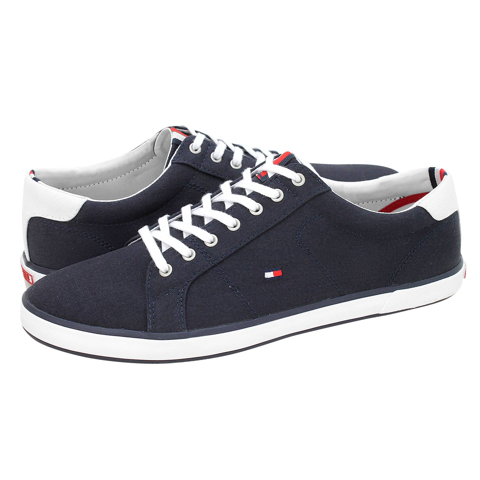 f998ca6e10830 Harlow 1D - Tommy Hilfiger Men s casual shoes made of fabric ...