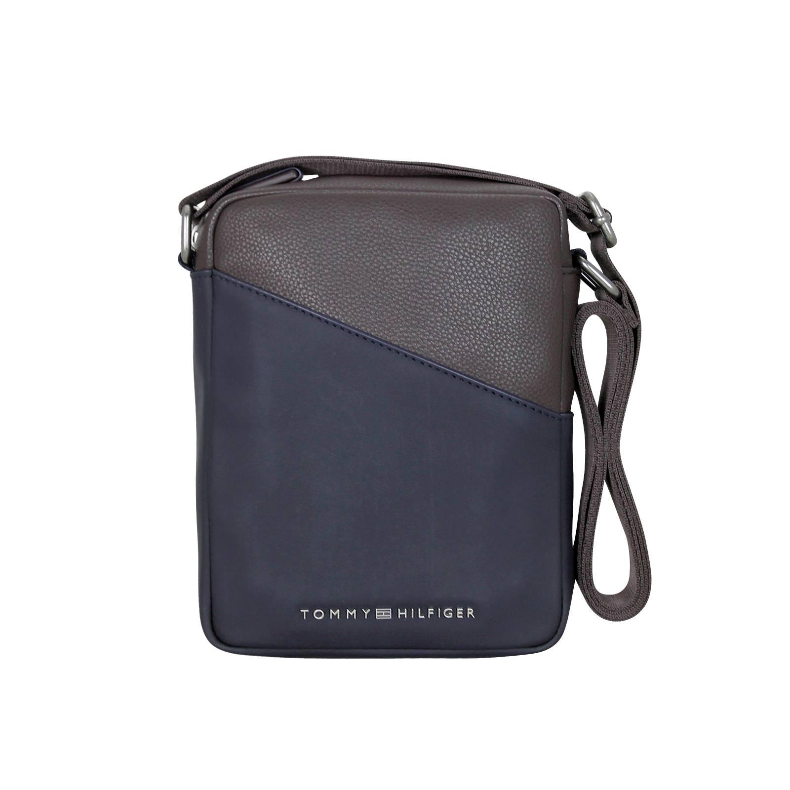 Tommy Hilfiger Diagonal Mini Reporter Bag