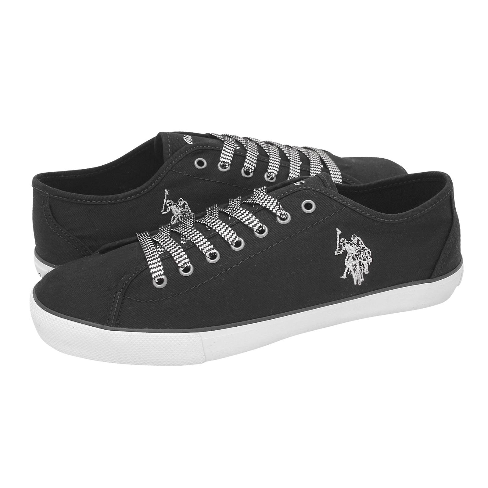 e230db551c7 Terry Canvas - U.S. Polo ASSN Women's casual shoes made of fabric ...