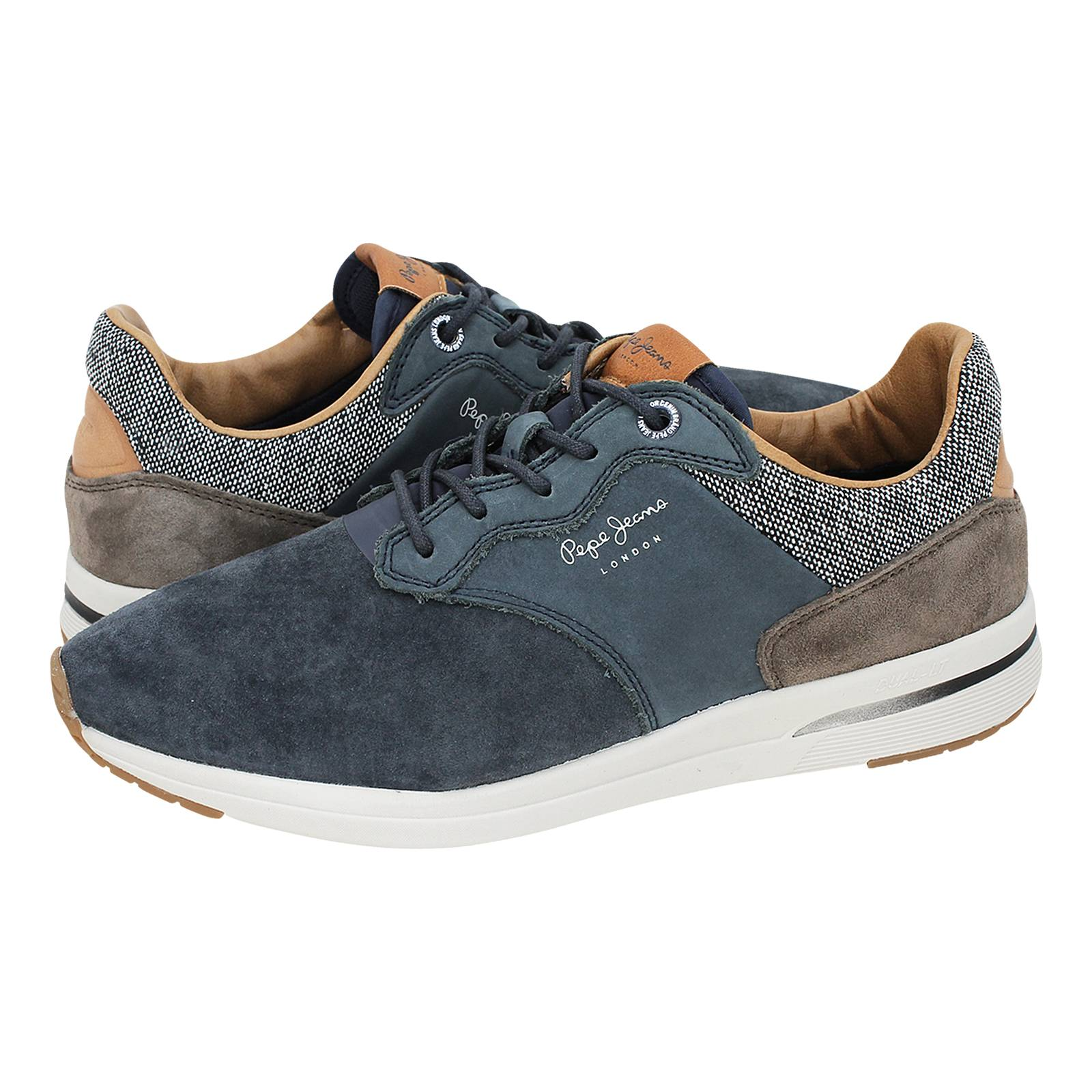 81ff5865601 Jayker - Pepe Jeans Men s casual shoes made of suede