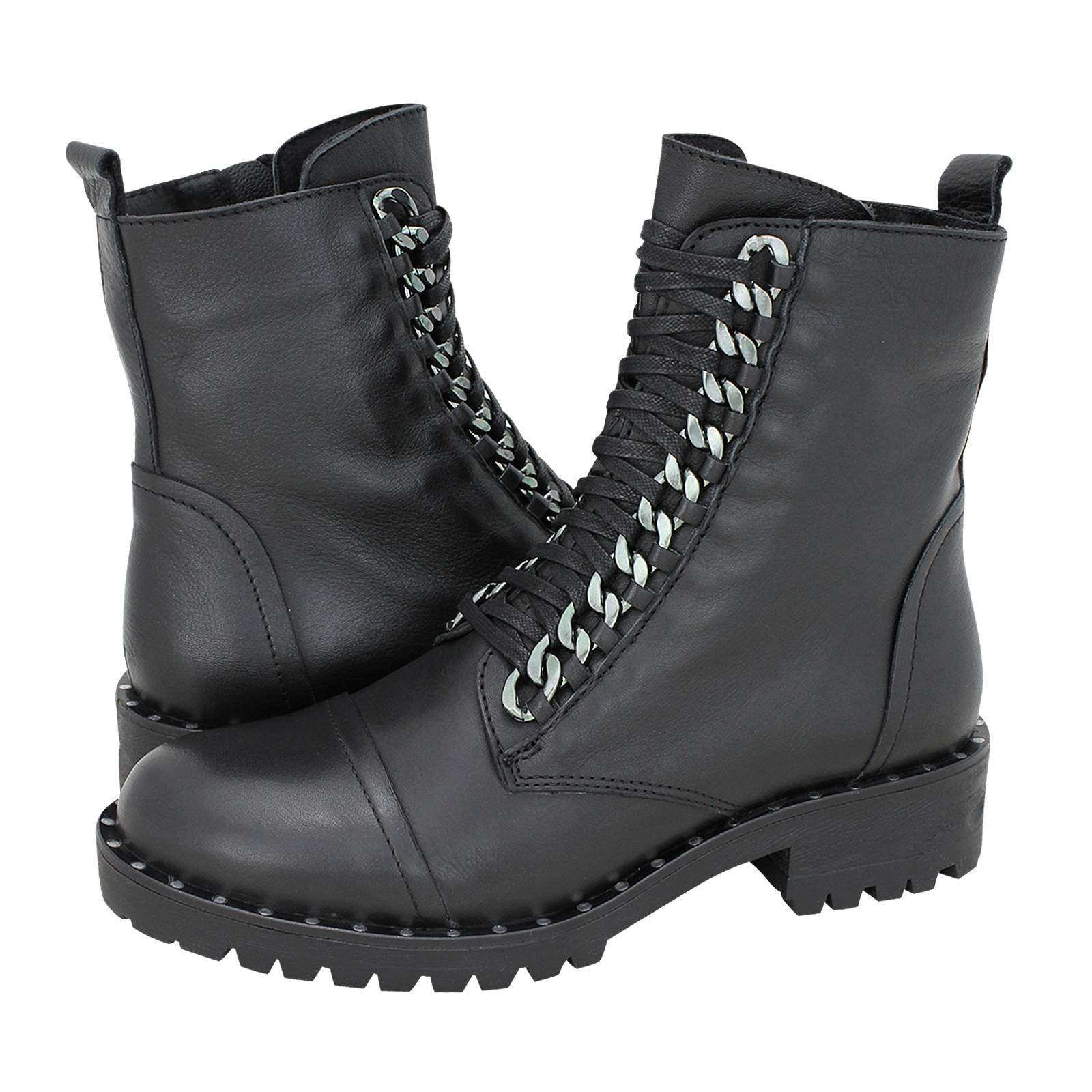 Tassach - Esthissis Women s low boots made of leather - Gianna ... 1df2983cad2