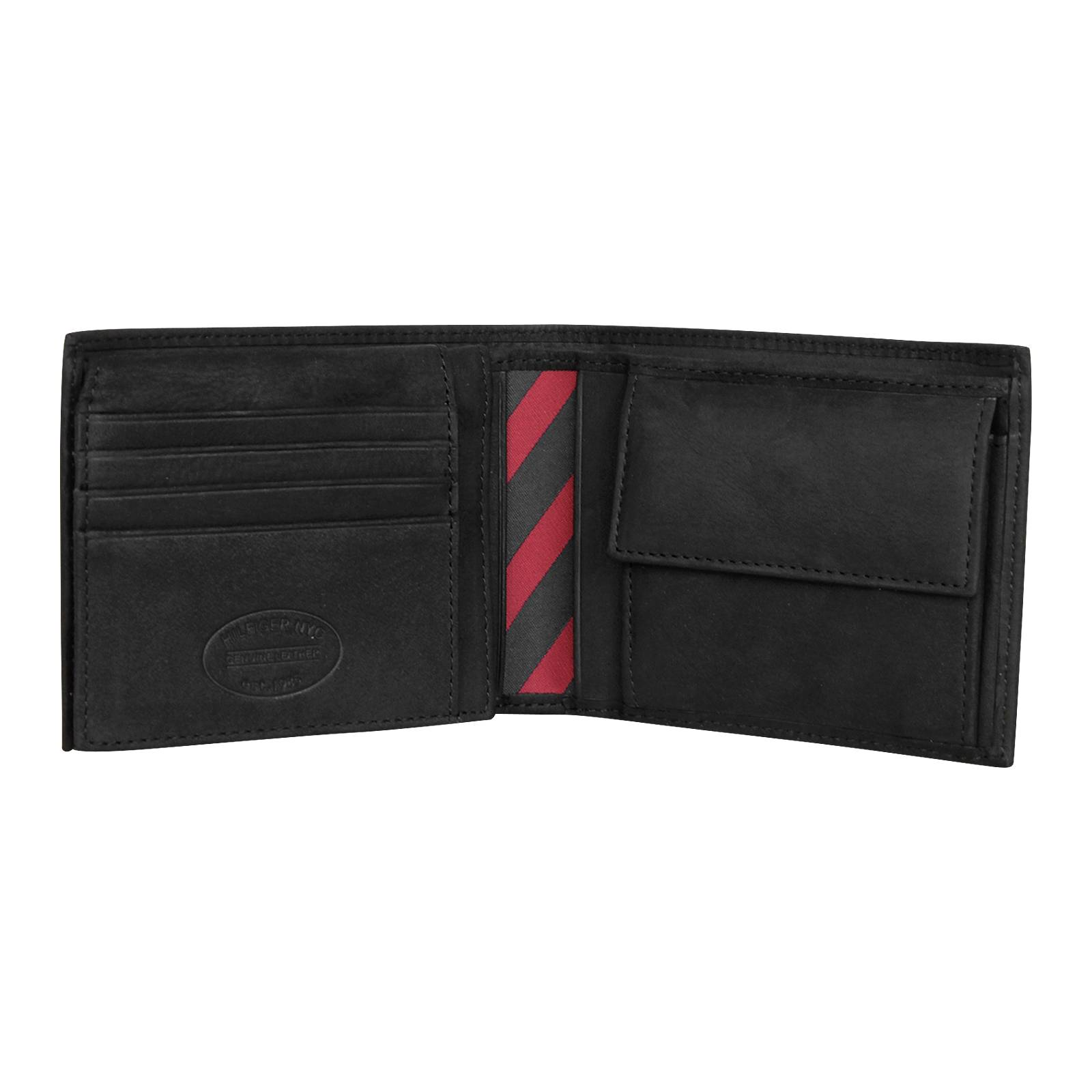 Johnson CC Flap - Tommy Hilfiger Men's Wallet made of leather ...