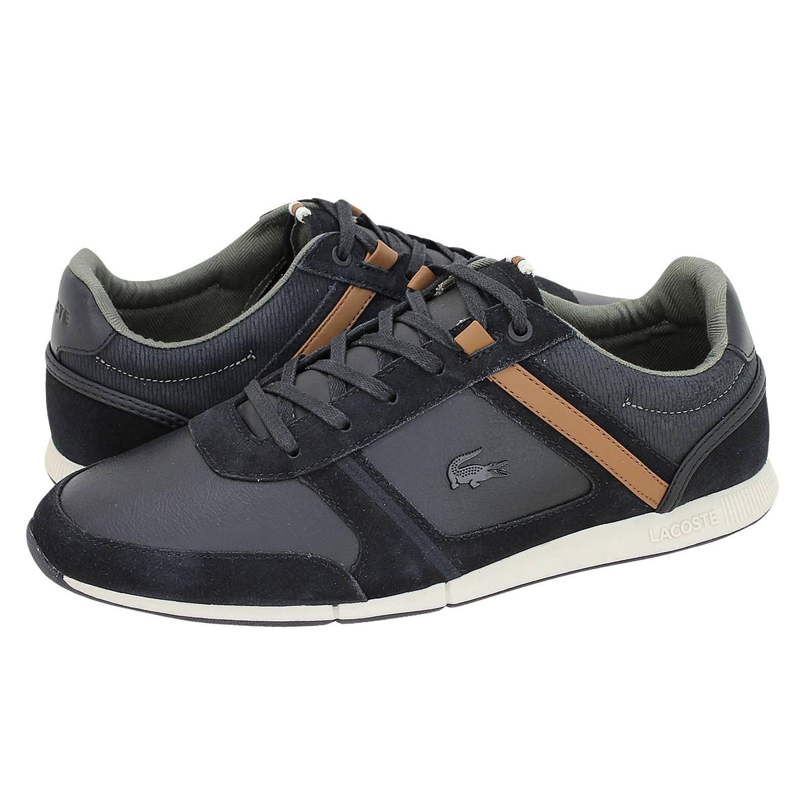 100% laatu alkuun tuotemerkkejä alennusmyynti Lacoste Menerva casual shoes