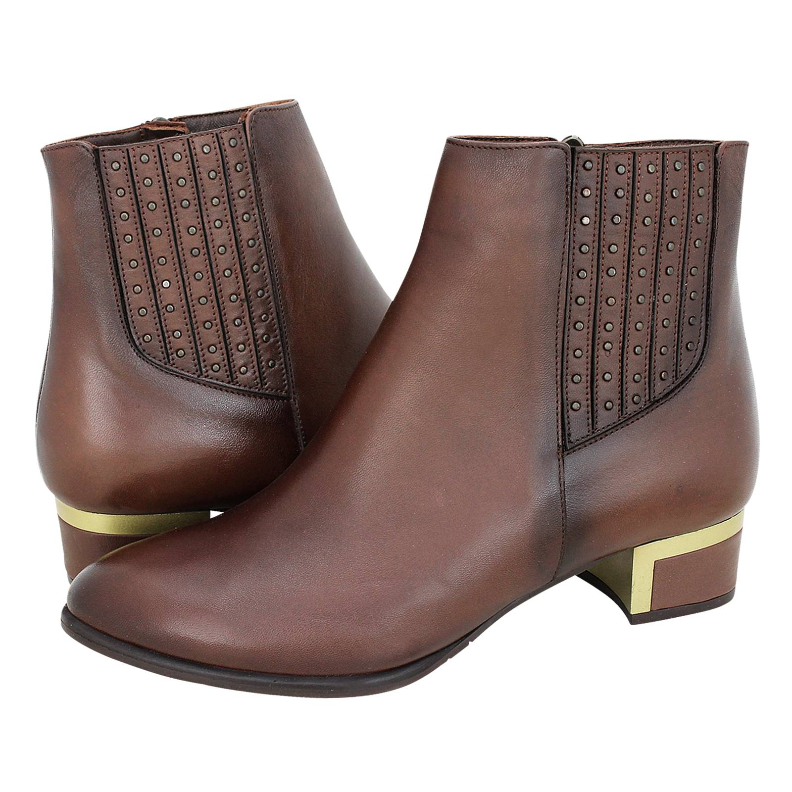 Trebatice - Esthissis Women s low boots made of leather - Gianna ... 73377826059