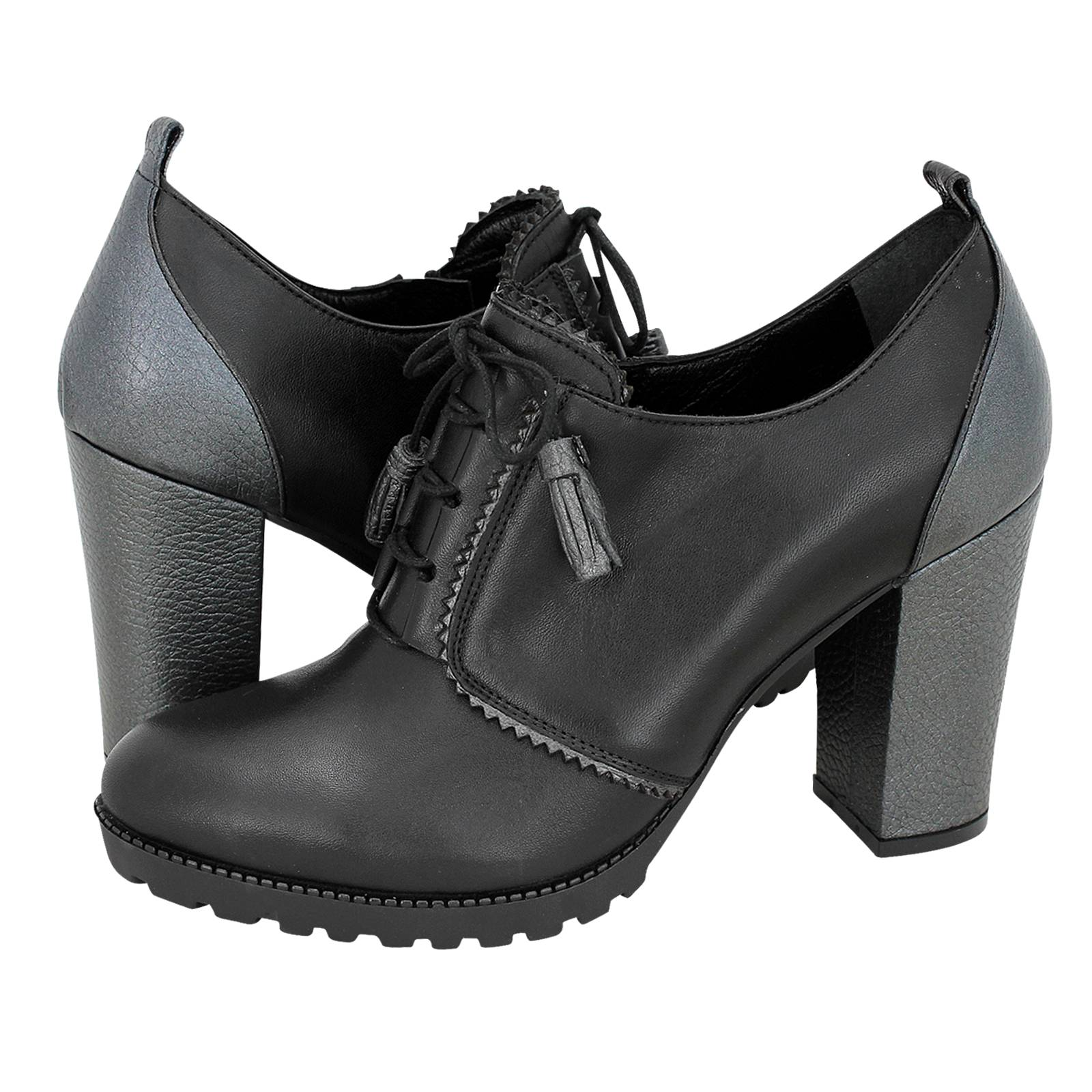 Tairnbach - Esthissis Women s low boots made of leather - Gianna ... b8ff6aaa175