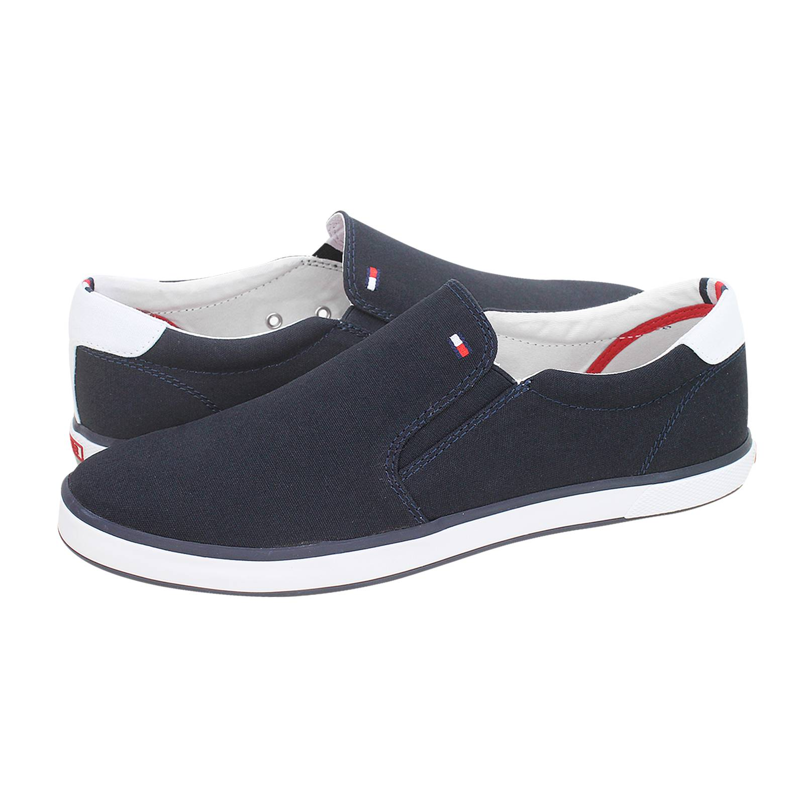 c03654d78 Tommy Hilfiger Iconic Slip On Sneaker casual shoes. Iconic Slip On Sneaker