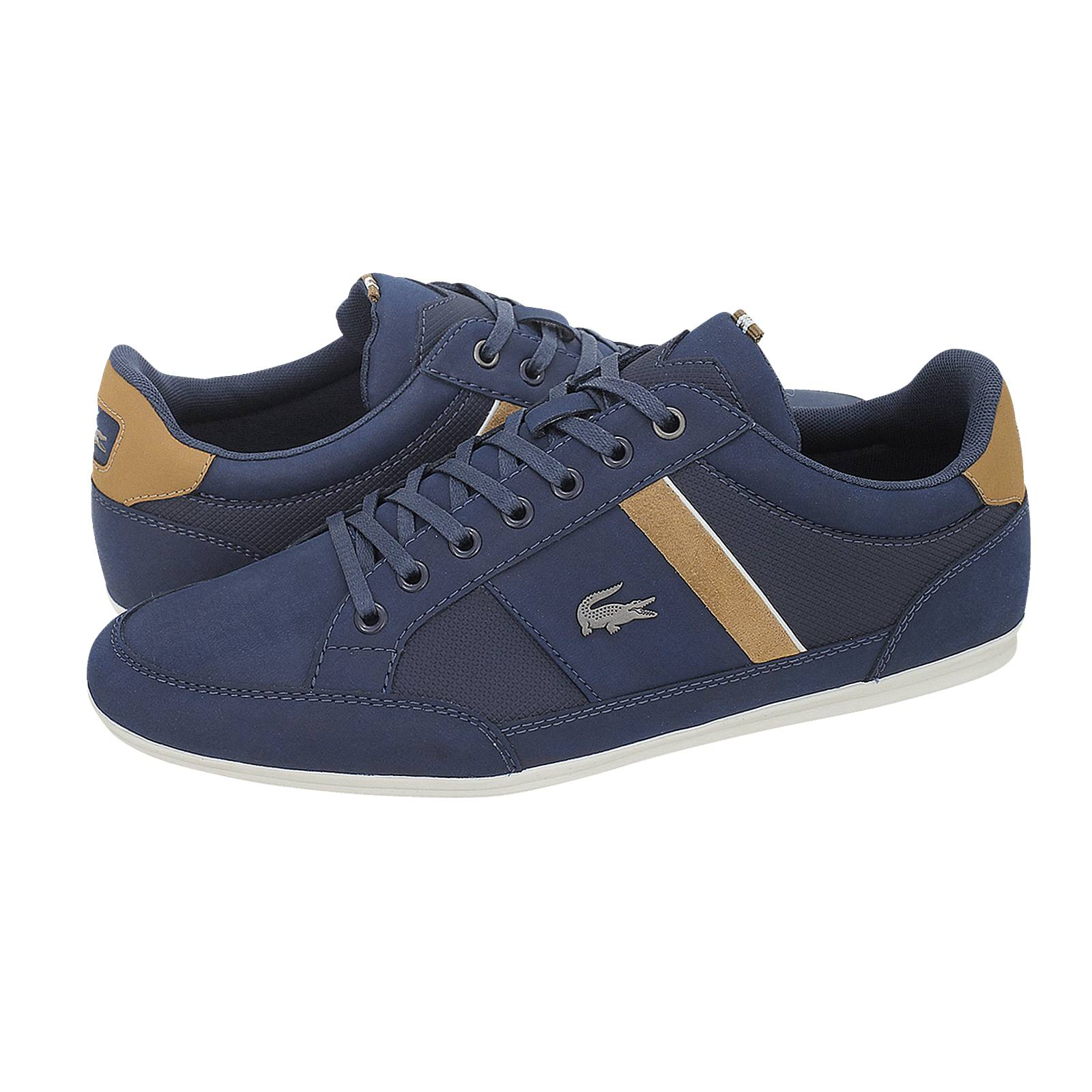 de468c56c Chaymon 119 5 CMA - Lacoste Men s casual shoes made of leather and ...