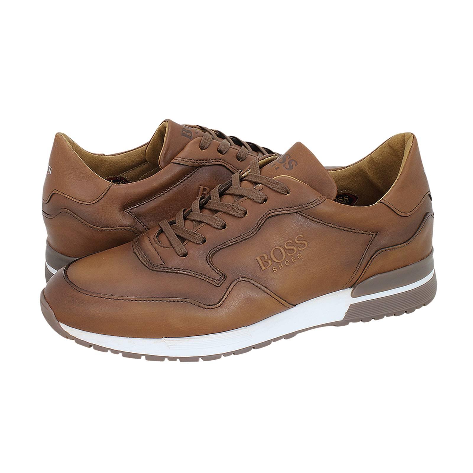 198003828 Charmant - Boss Men's casual shoes made of leather - Gianna Kazakou ...