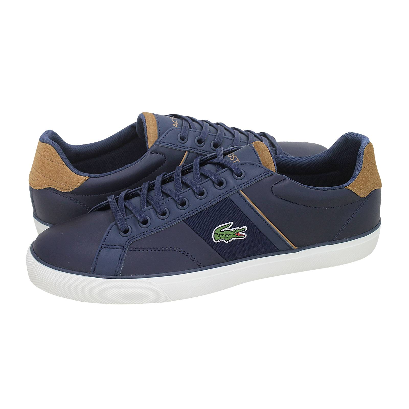 a349250c0dde Fairlead 119 1 CMA - Lacoste Men s casual shoes made of leather ...