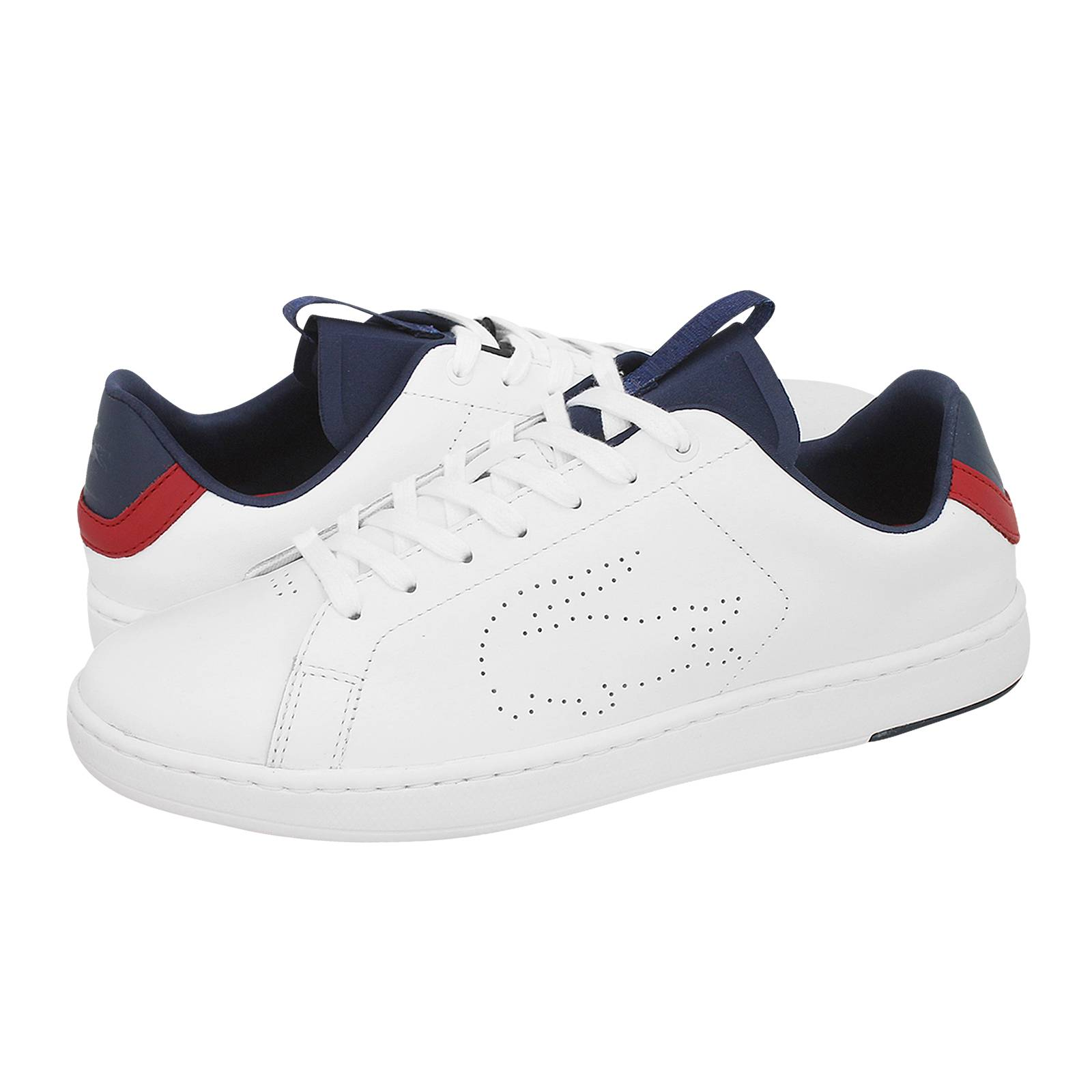 a5261ba9ca29 Carnaby Evo Light-WT - Lacoste Men s casual shoes made of leather ...