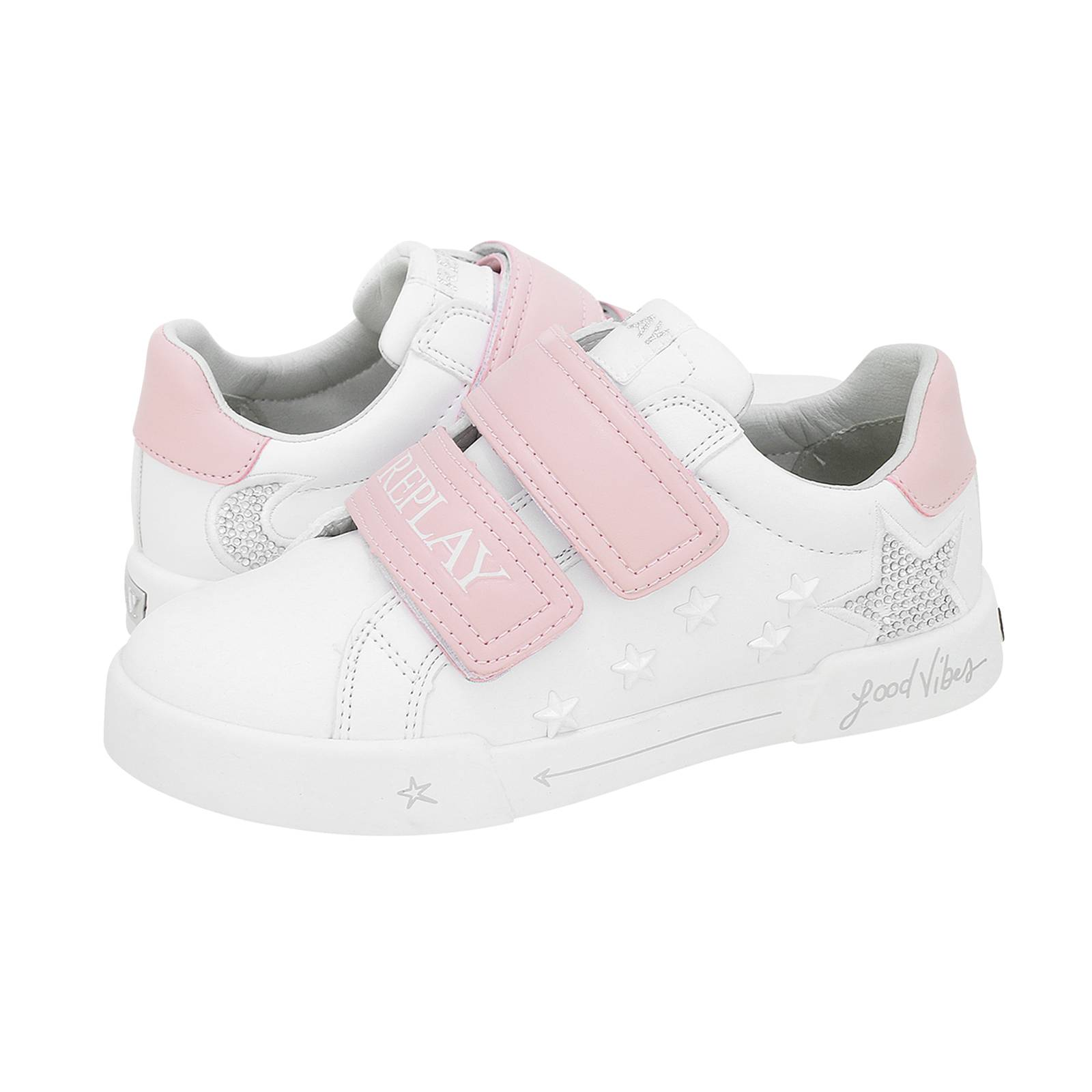 Boyle - Replay Casual kids' shoes made