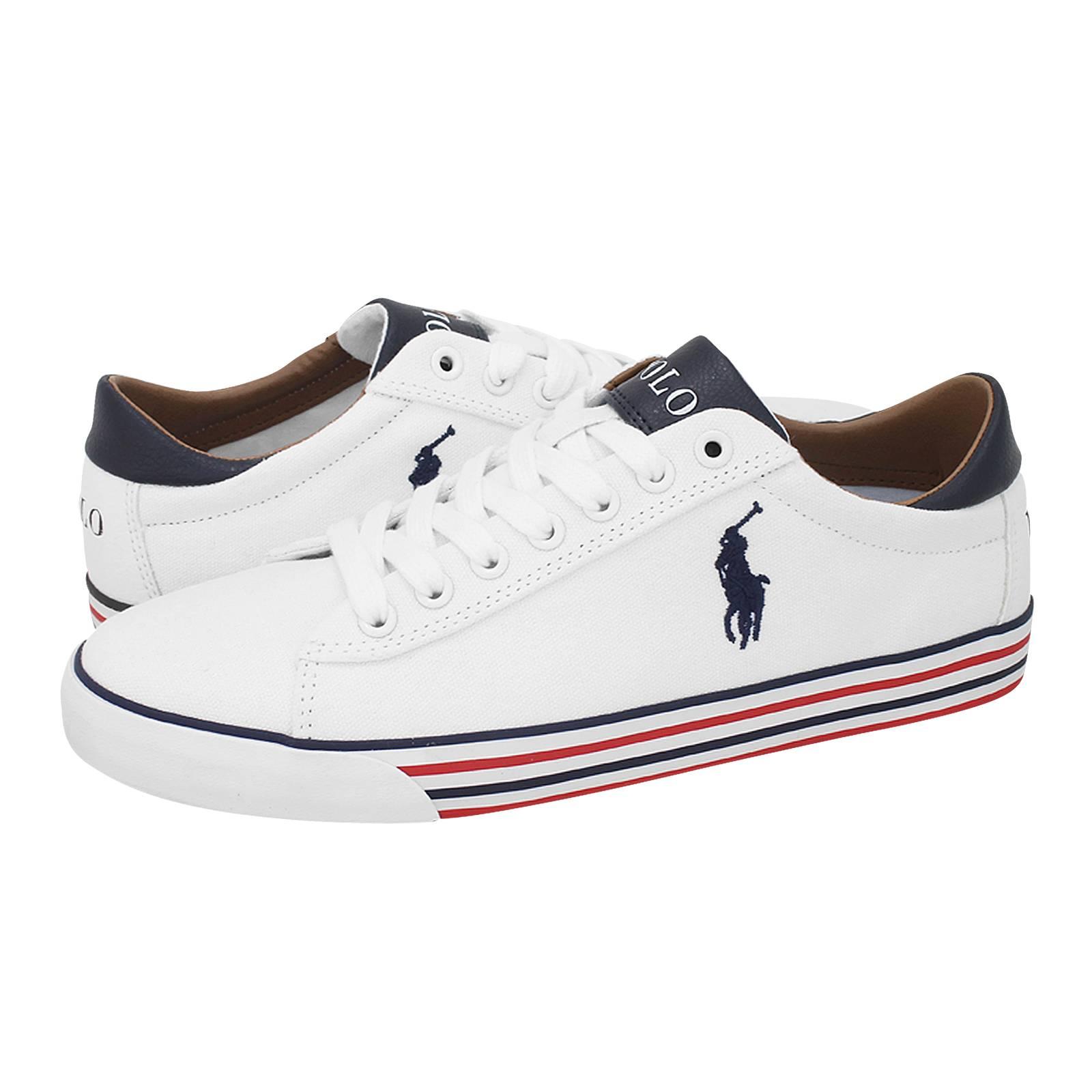polo ralph lauren casual shoes
