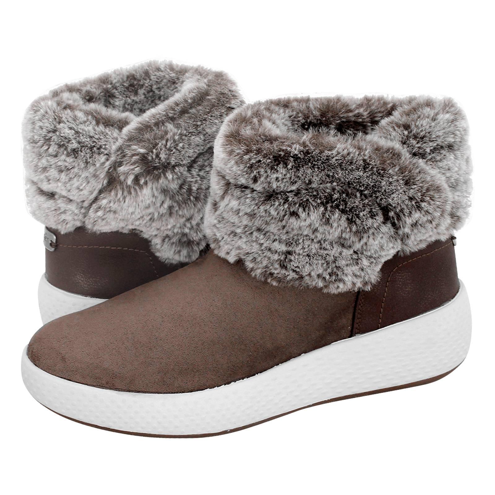 DAKOTA BOOTS Wrangler Dakota Fur low boots