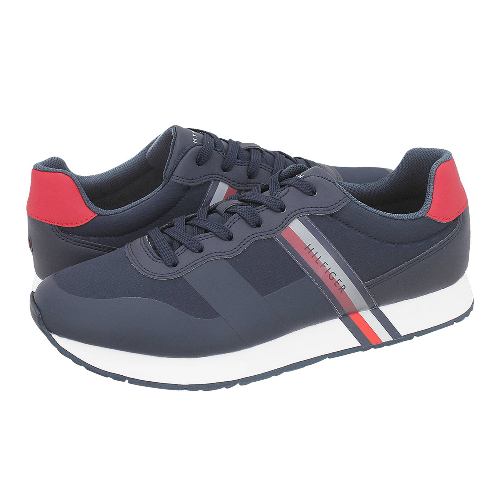 Tommy Hilfiger City Modern Material Mix Runner casual shoes