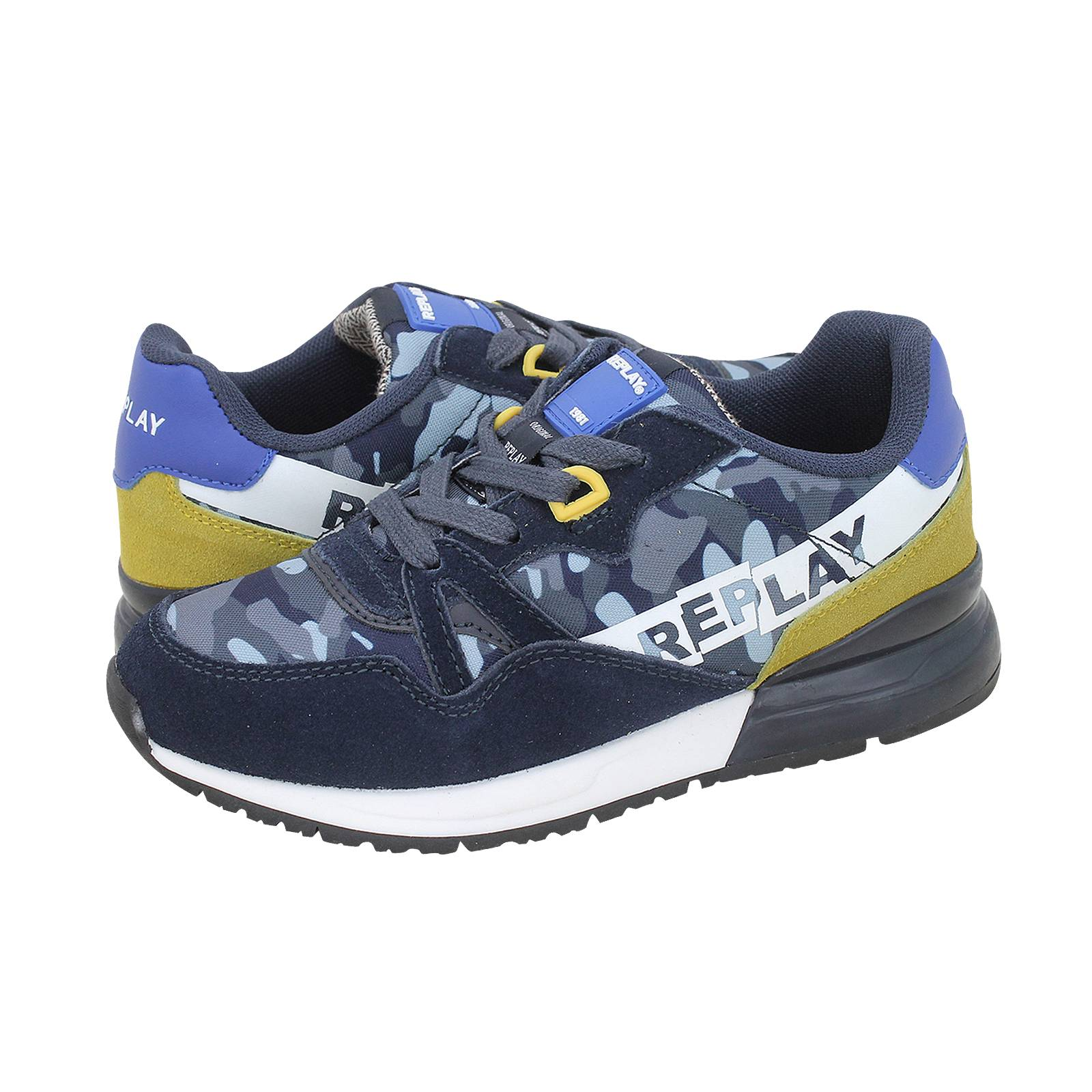 Kazuki L - Replay Casual kids' shoes