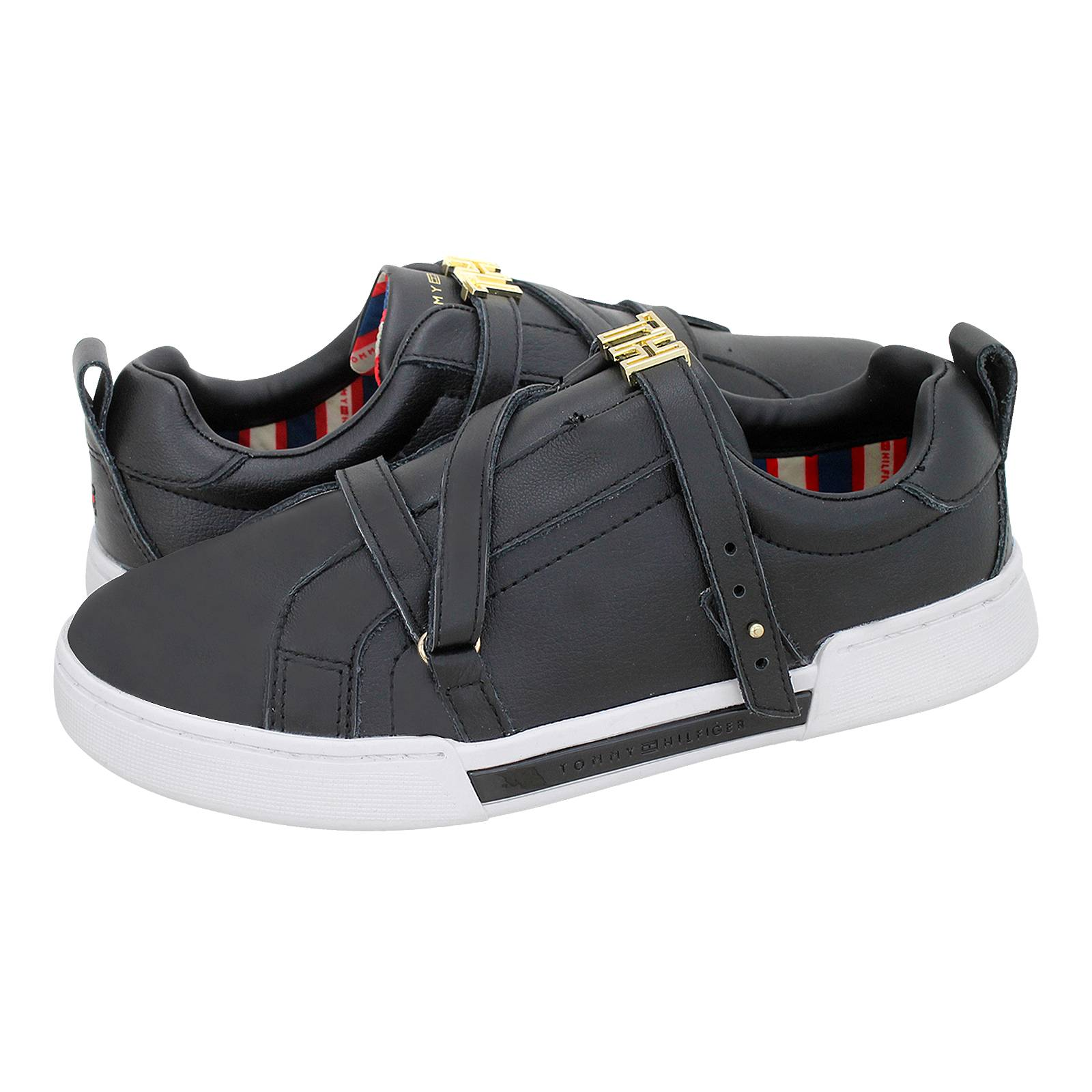 Tommy Hilfiger Branded TH Hardware Sneaker casual shoes