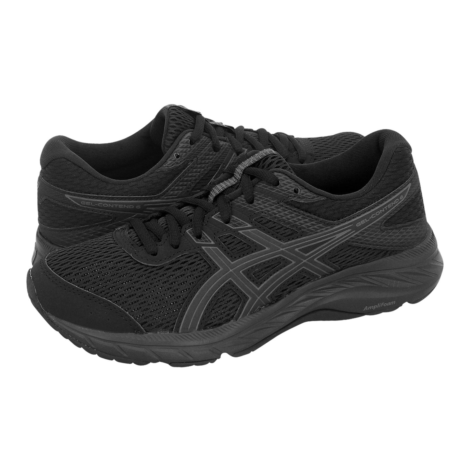 Asics Gel Contend 6 athletic shoes